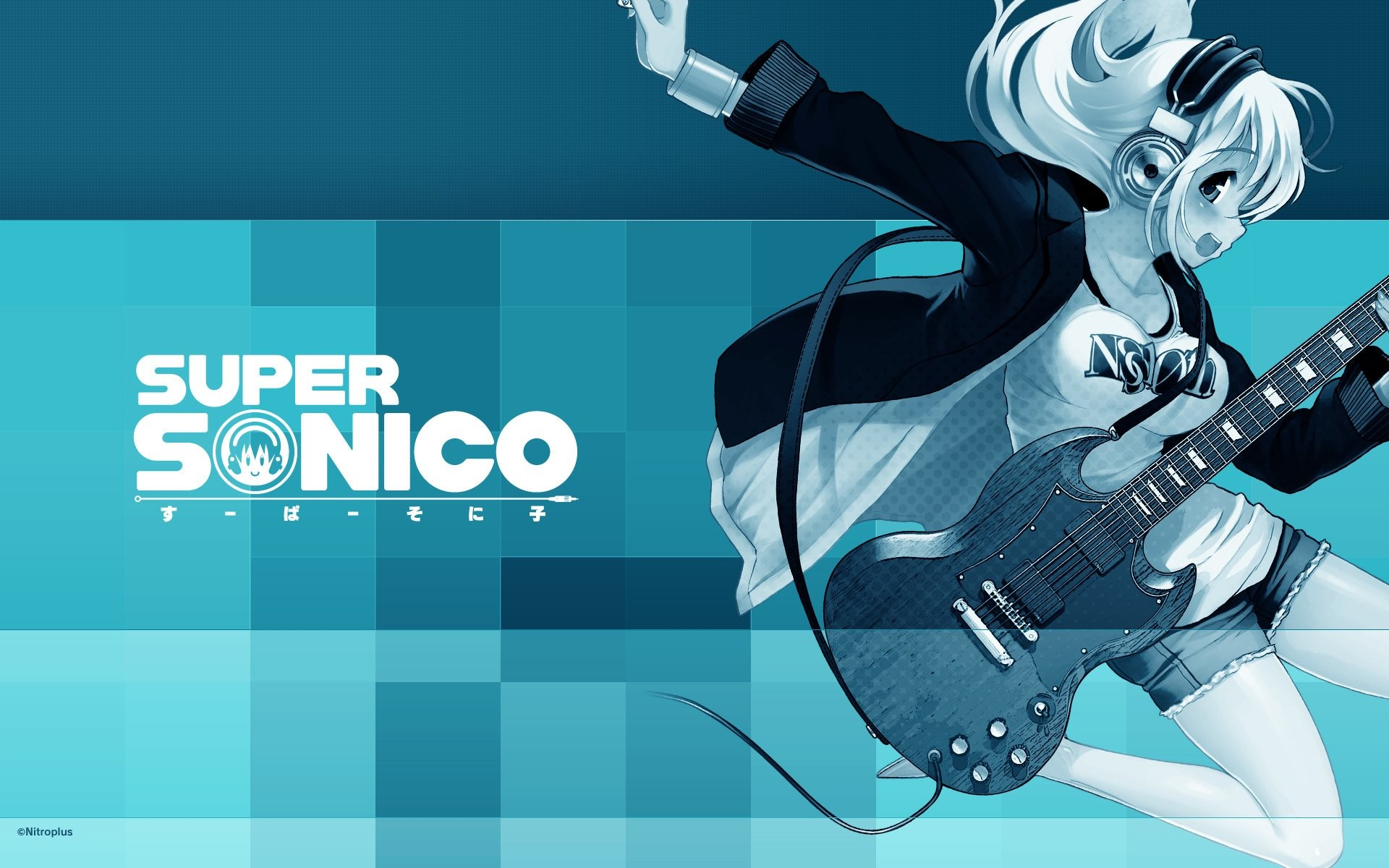 HD Wallpaper | Background ID:112900. Anime Super Sonico