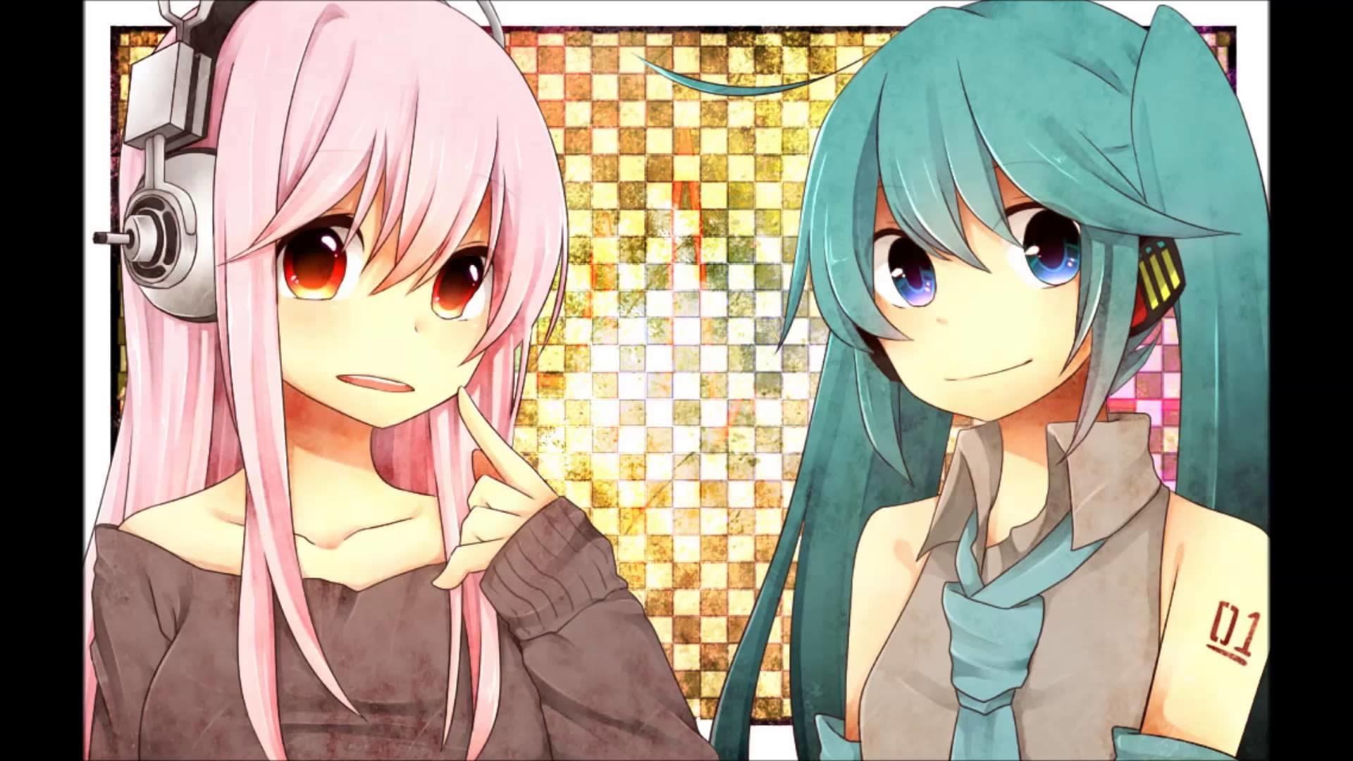 Hatsune Miku & Super Sonico) + DL Link
