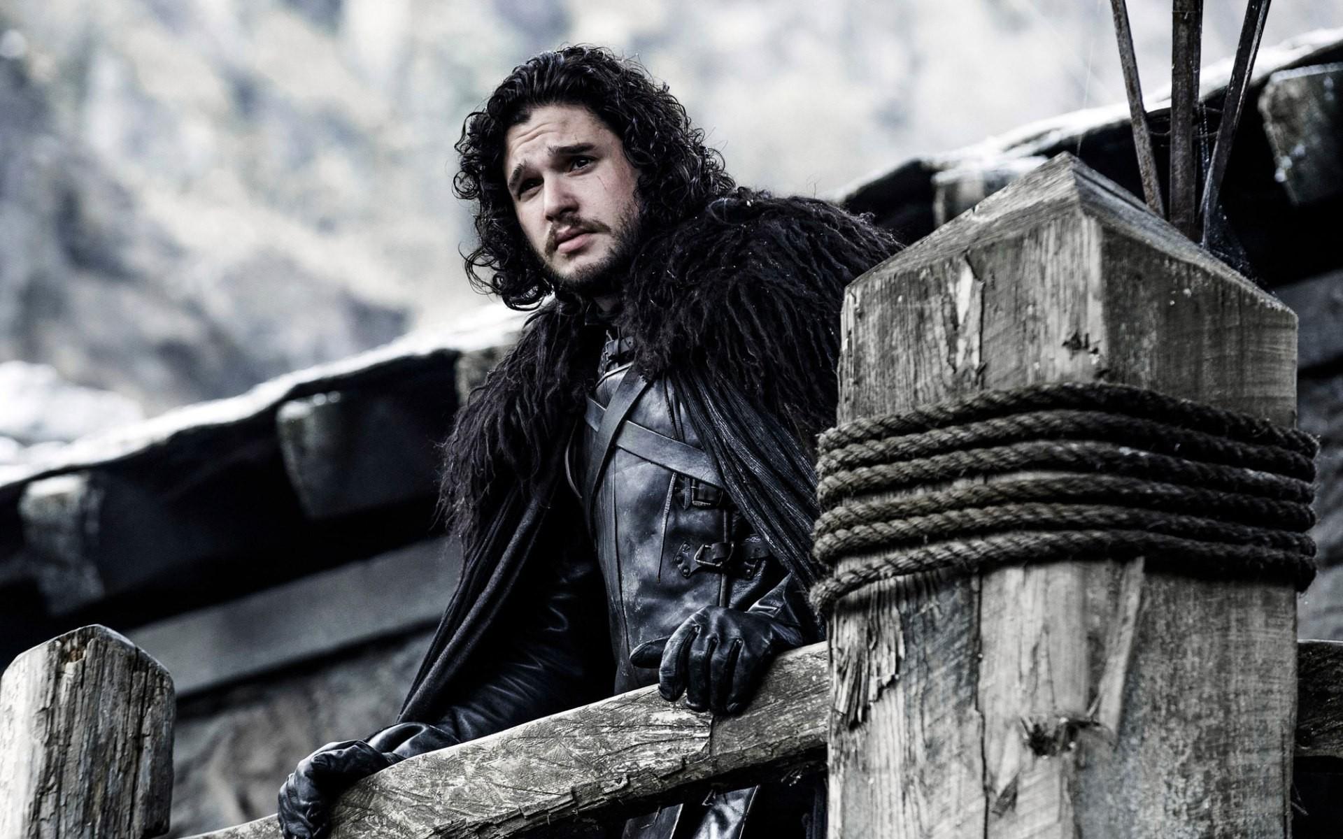 Click Here To Download Jon Snow (Kit Harington) Wallpapers