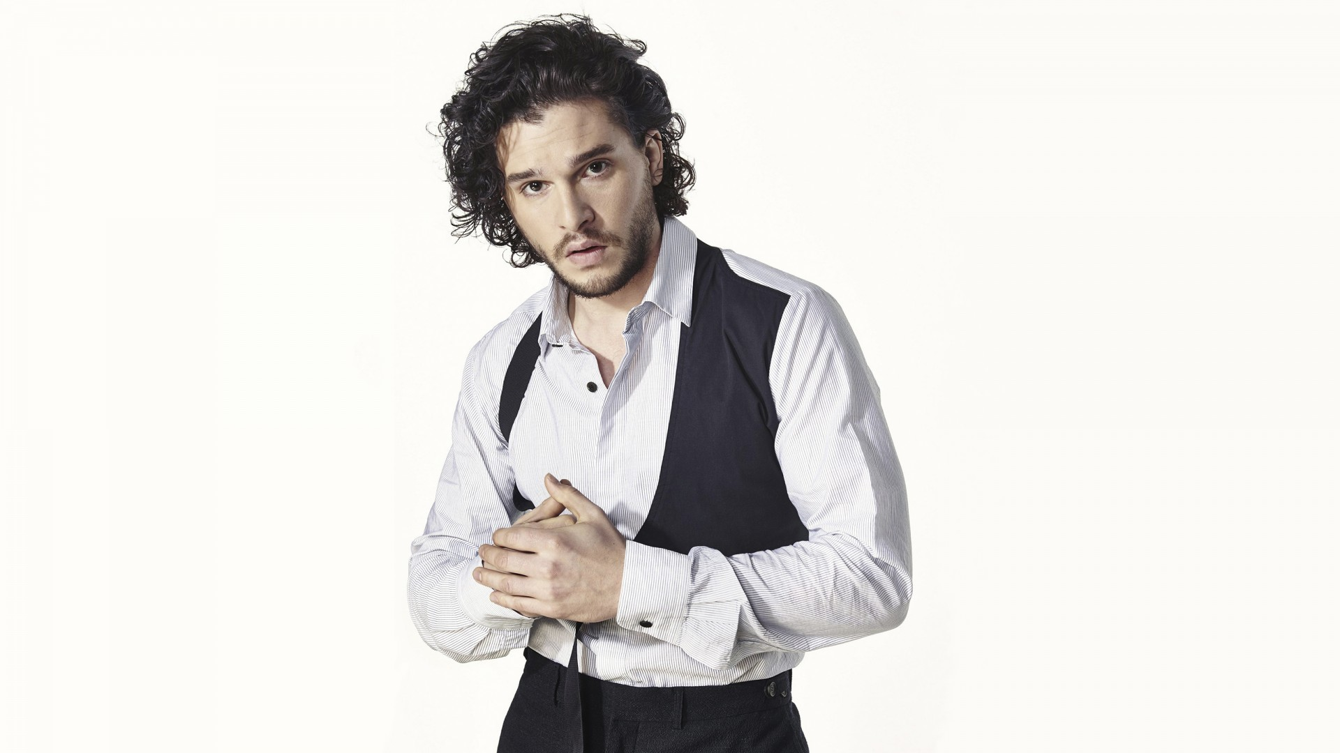 Wallpaper Kit Harington, English actor, Jon Snow, Game of Thrones,  Celebrities / Male, #937