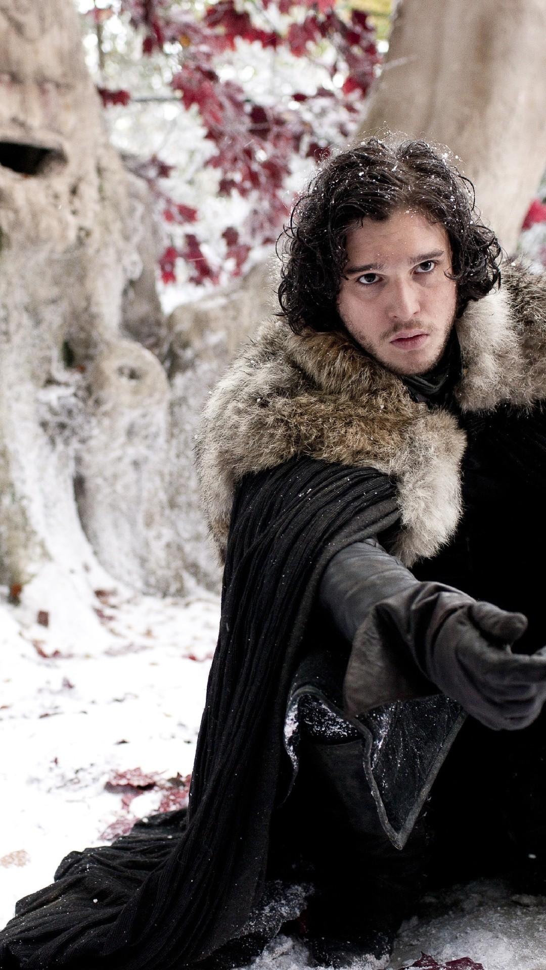 Jon Snow in Game Of Thrones 4K Ultra HD wallpaper   4k-Wallpaper.Net