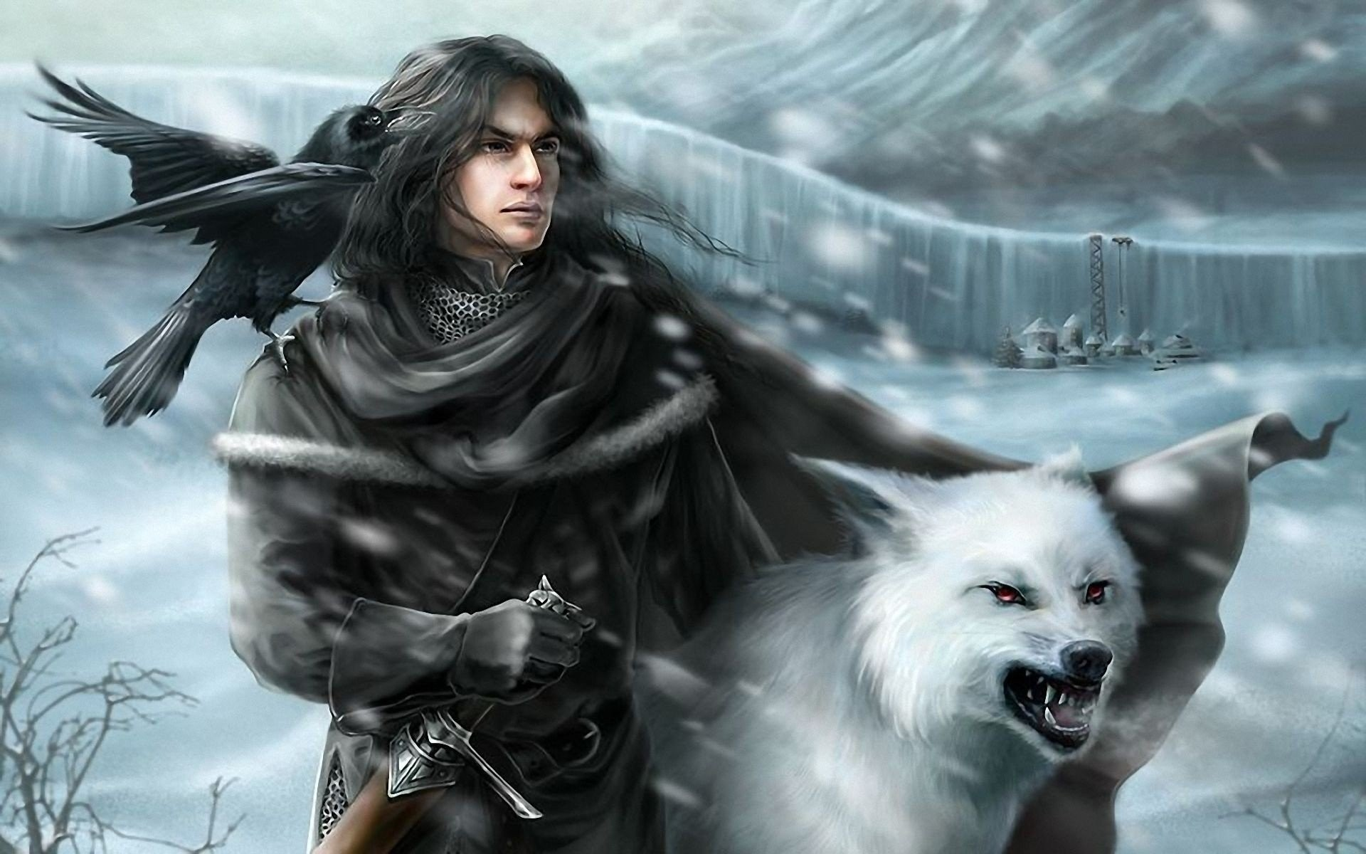 Fantasy – A Song Of Ice And Fire Game Of Thrones Wallpaper