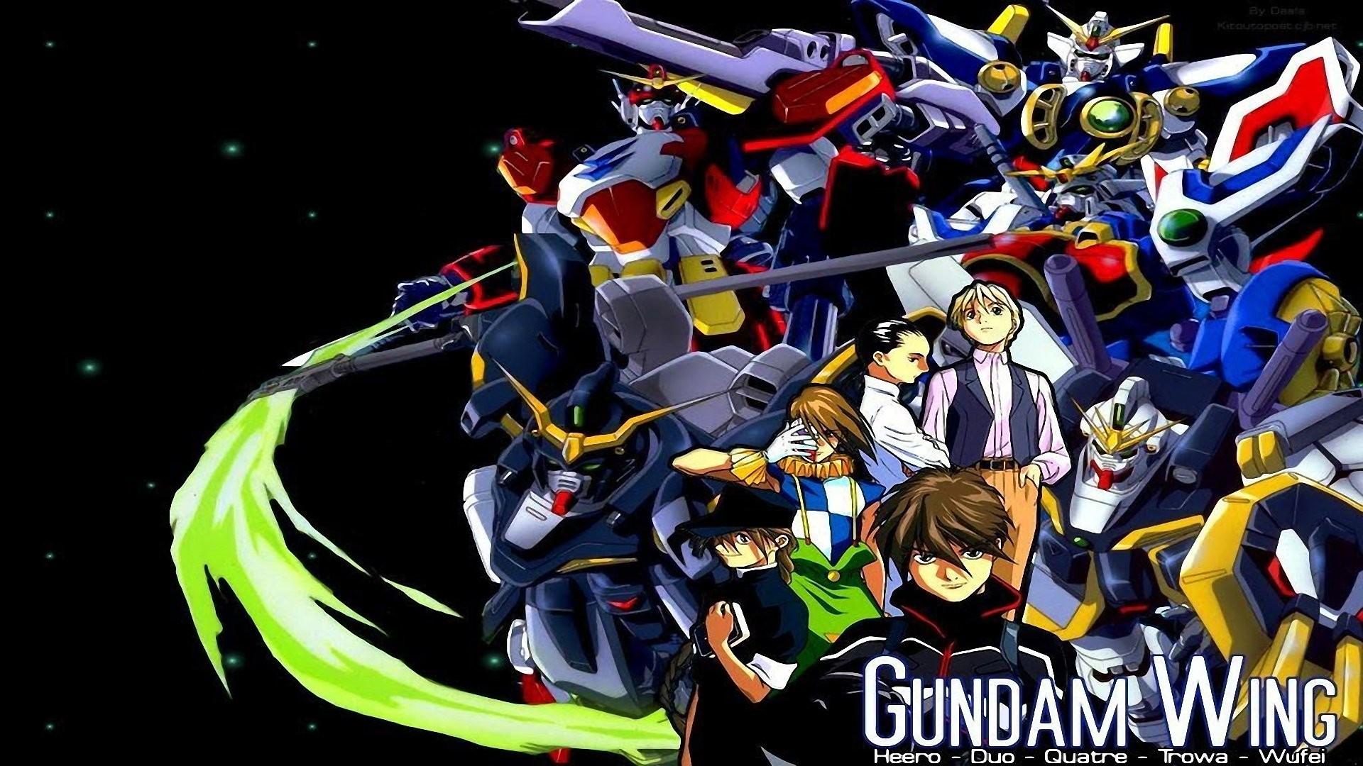 HD Wallpaper   Background ID:569609. Video Game Gundam Wing: …