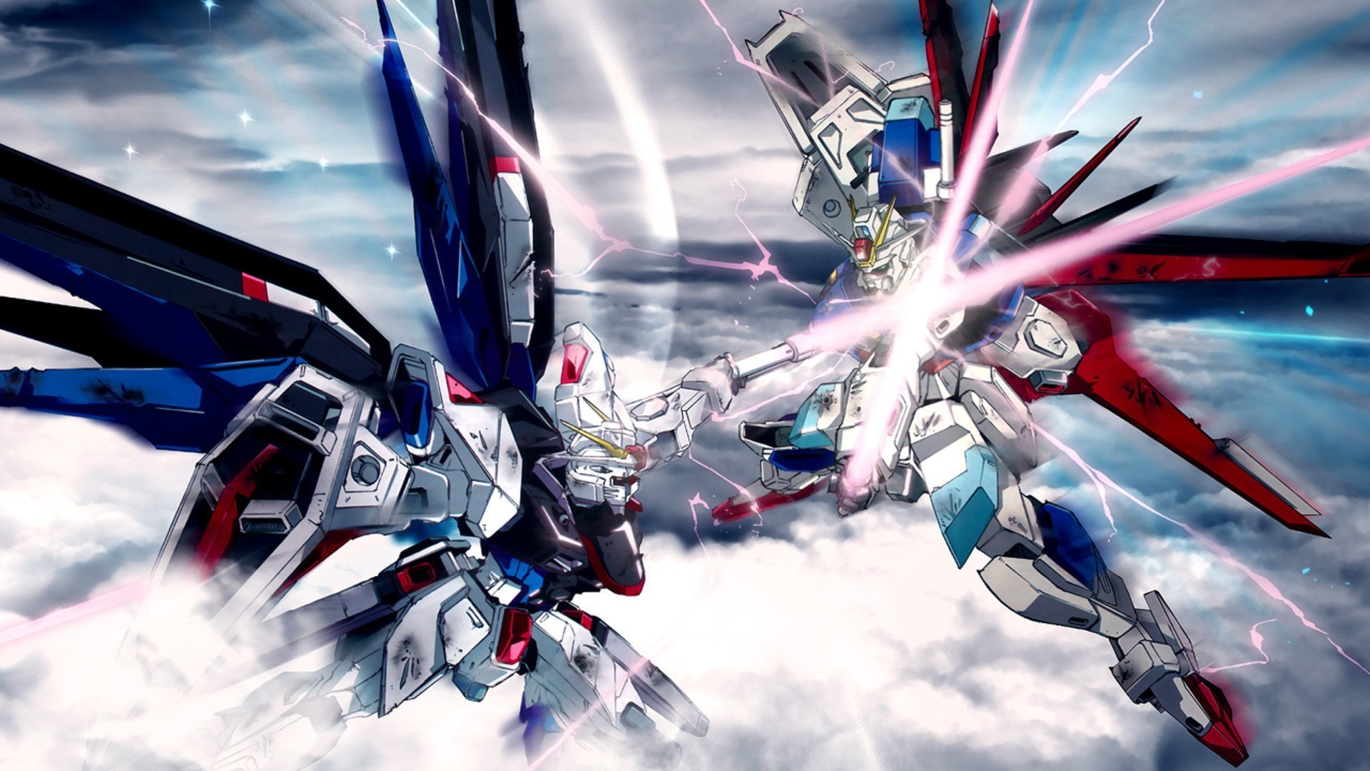 Suit Gundam Seed Destiny Wallpaper   Full HD Wallpapers .