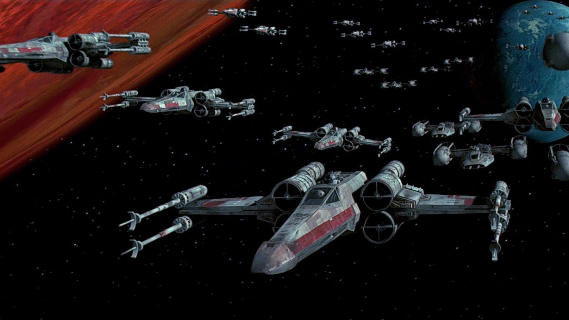 X Wing Wallpaper HD Full Pictures.