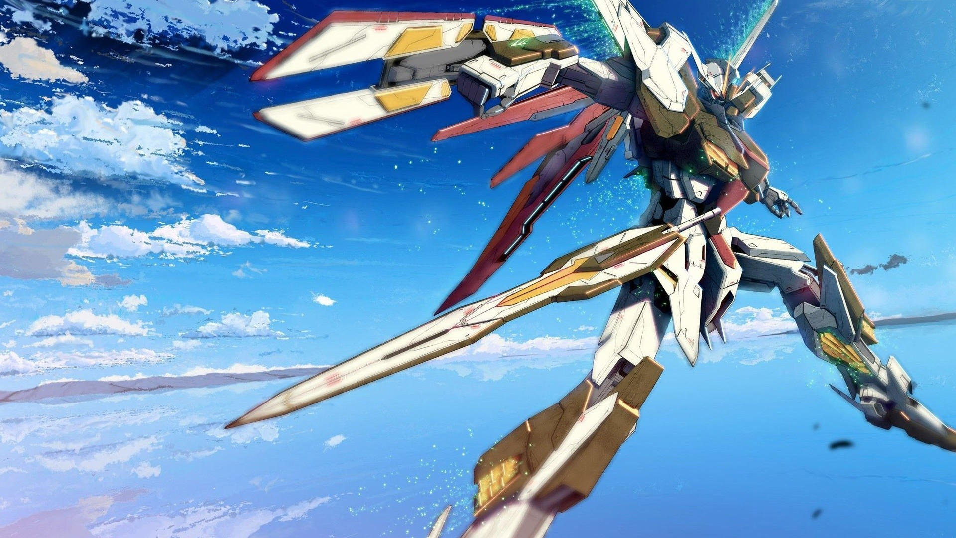 10 HD Gundam Seed and Destiny Desktop Wallpapers For Free Download