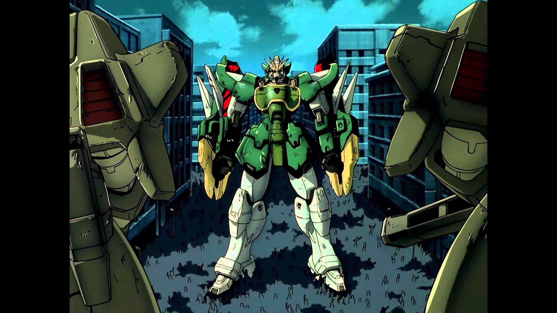 [Toonami 3.0] : Gundam Wing Endless Waltz – Suit Up, Again (Remastered)  [1080p]_v2