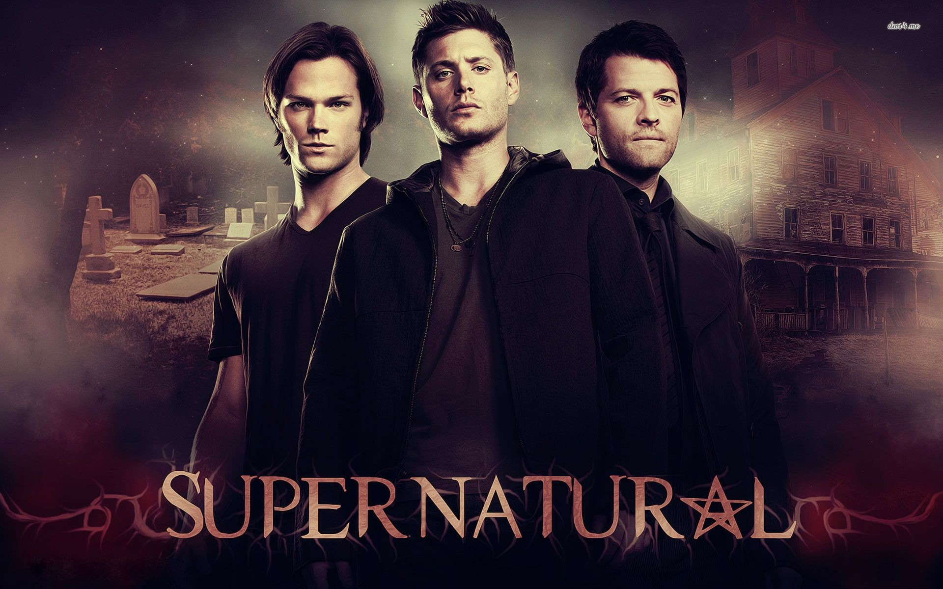 Supernatural wallpaper – TV Show wallpapers – #11769