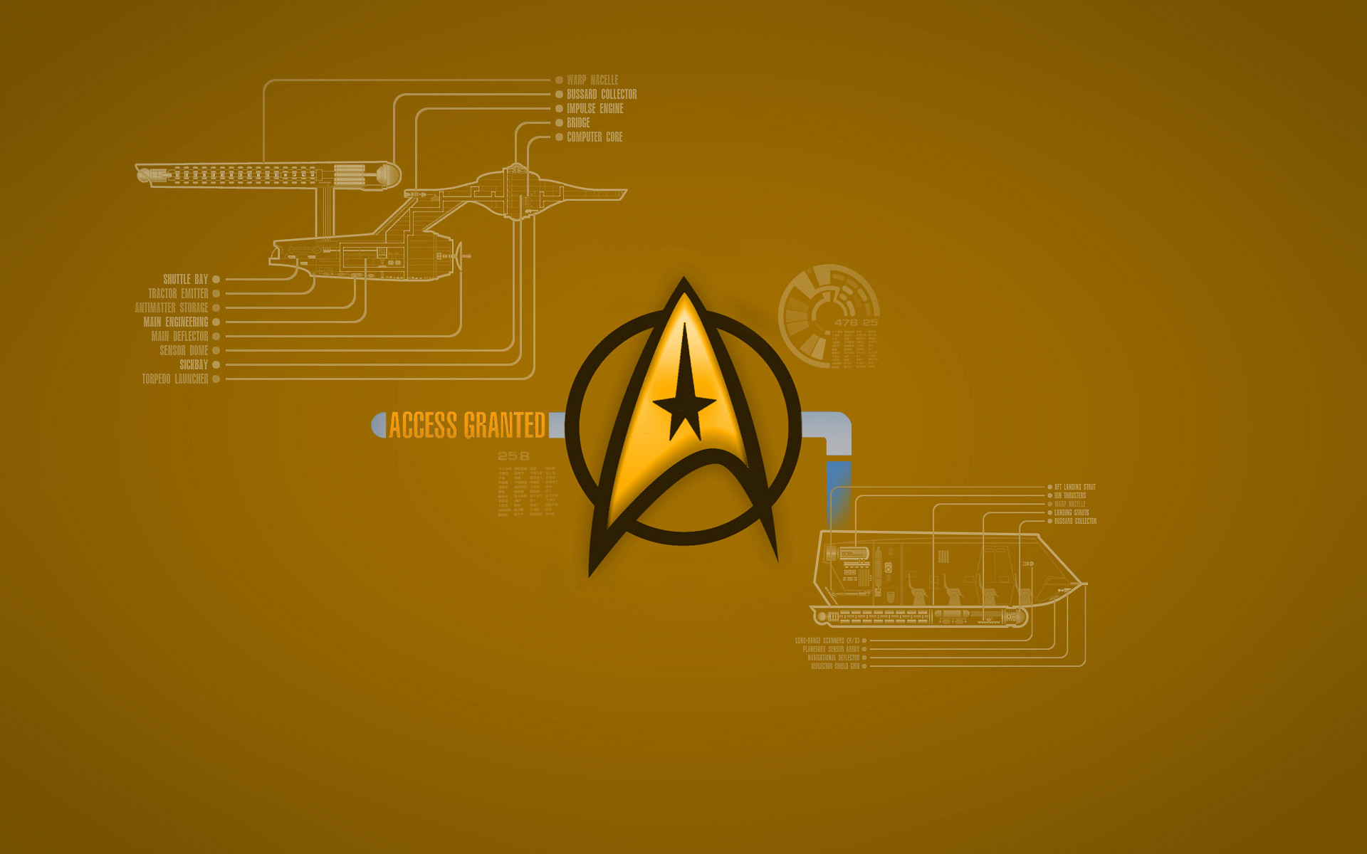 <b>Star Trek</b> Next Generation <b>Logo<