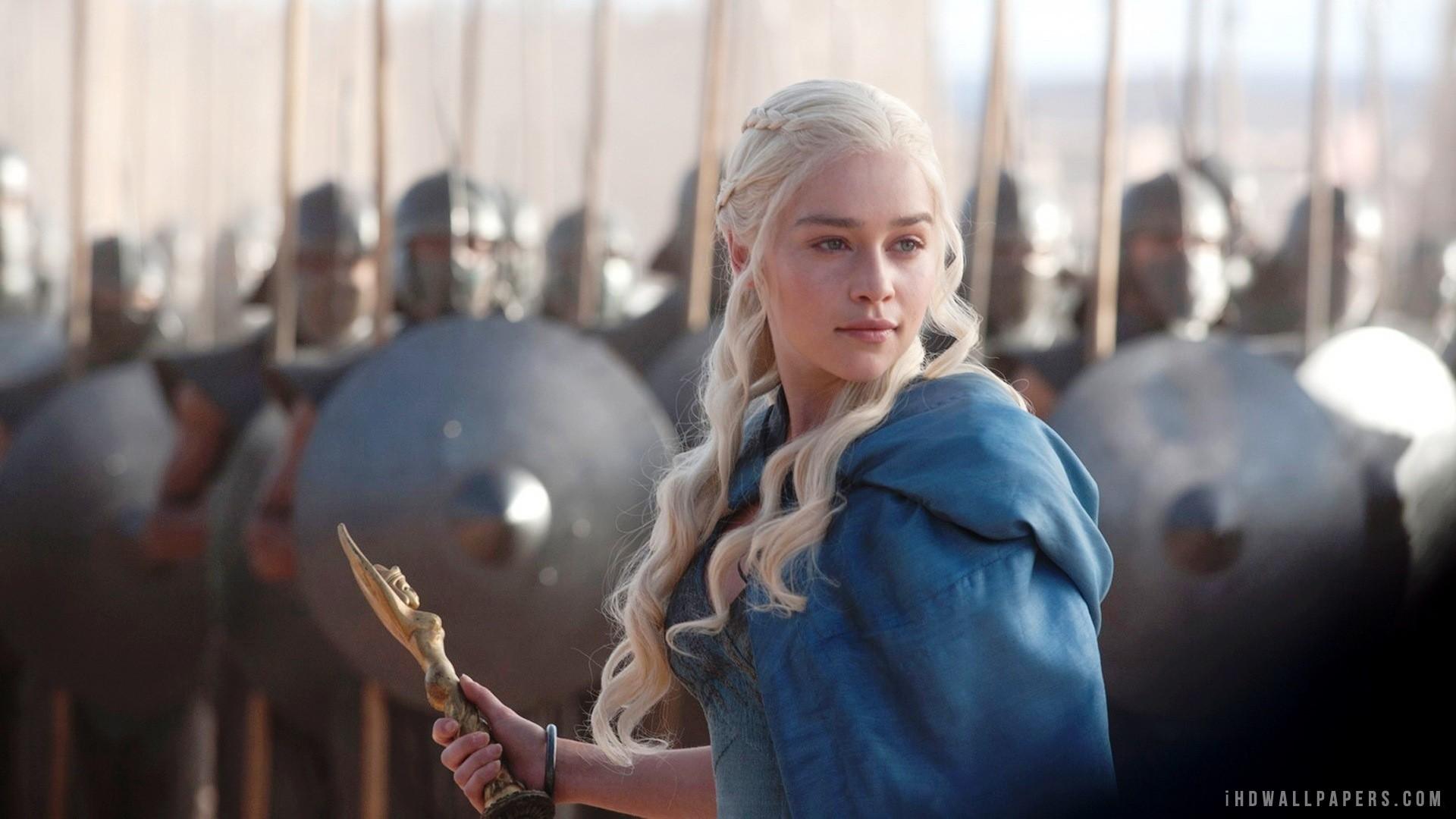 Daenerys Targaryen HD Wallpaper – iHD Wallpapers