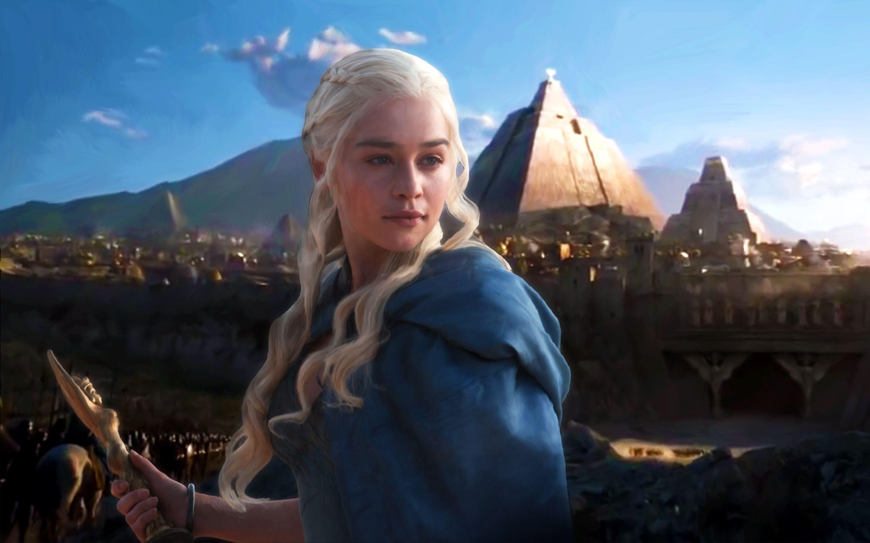 209 Daenerys Targaryen HD Wallpapers   Backgrounds – Wallpaper Abyss