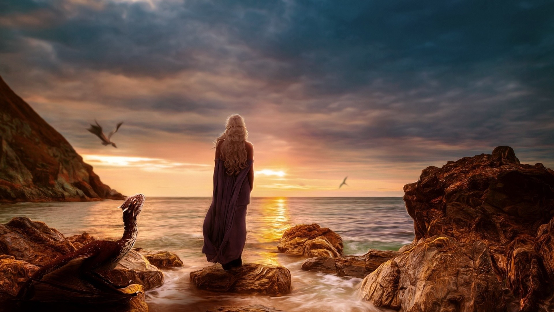 59 Daenerys Targaryen HD Wallpapers