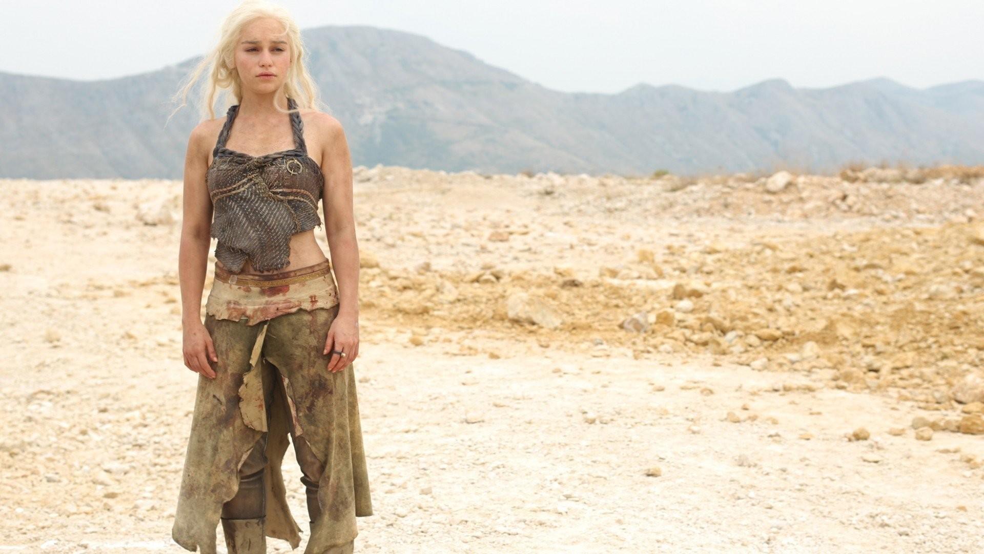 Daenerys Targaryen HD Wallpaper 1920×1080