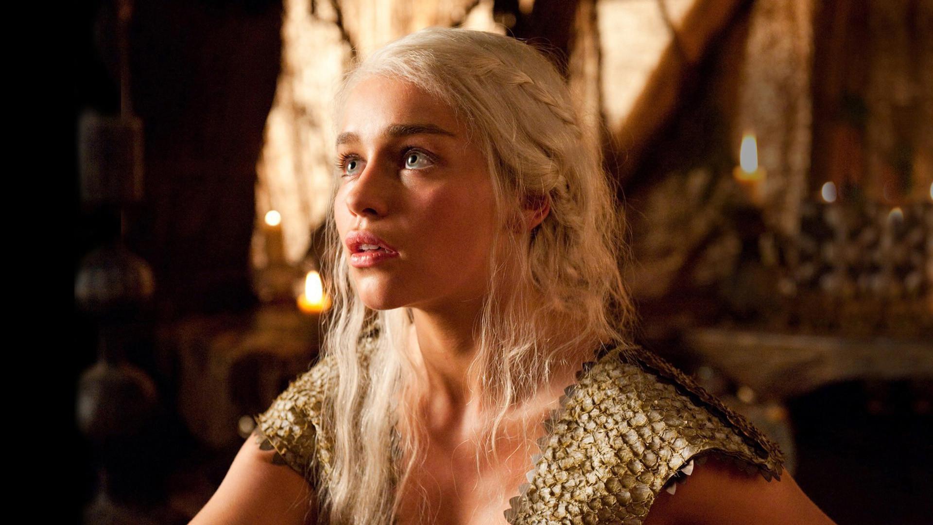 Beautiful Daenerys Targaryen – Game of Thrones wallpaper