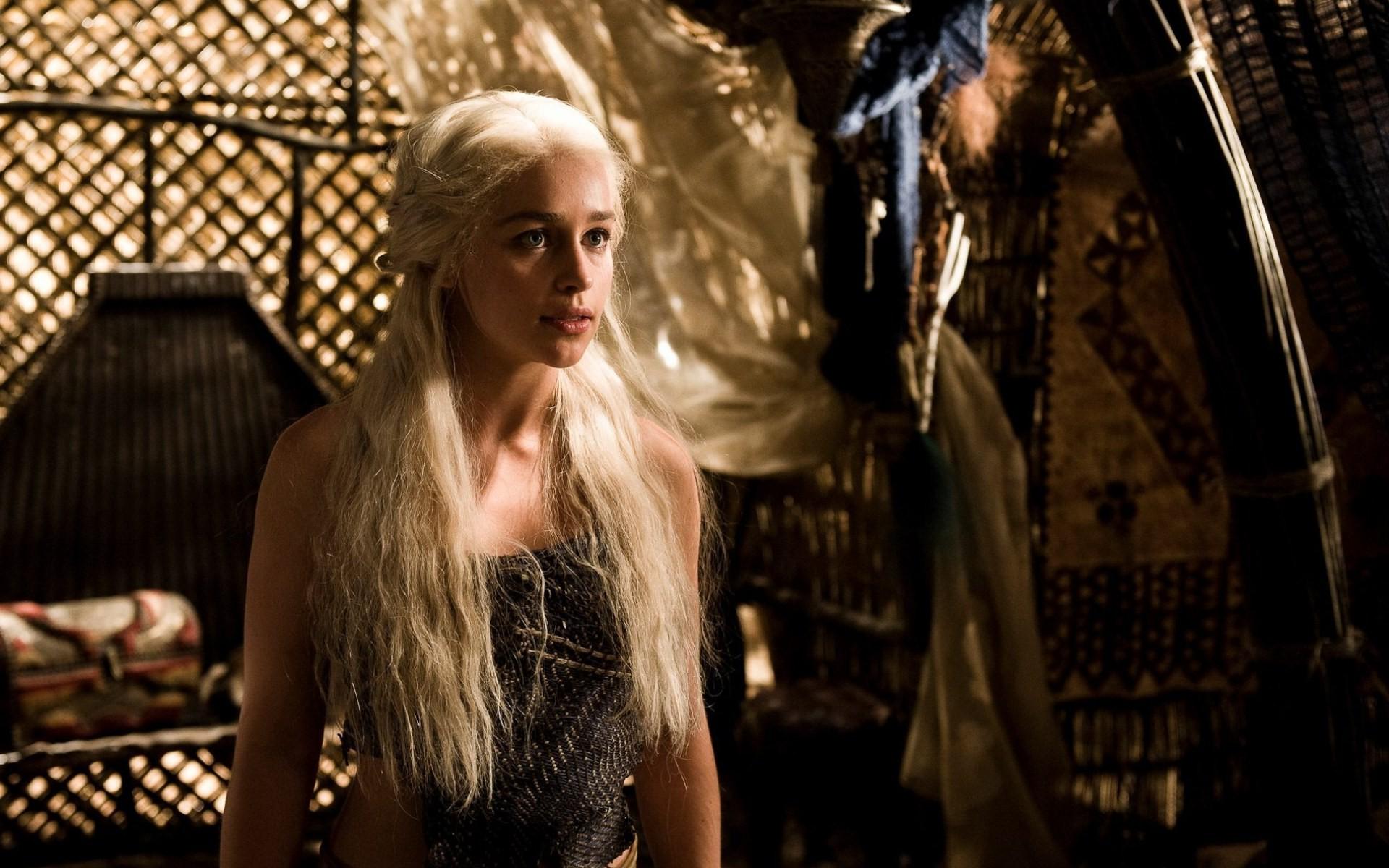 Daenerys Targaryen, Game Of Thrones, Women, Actress Wallpapers HD / Desktop  and Mobile Backgrounds