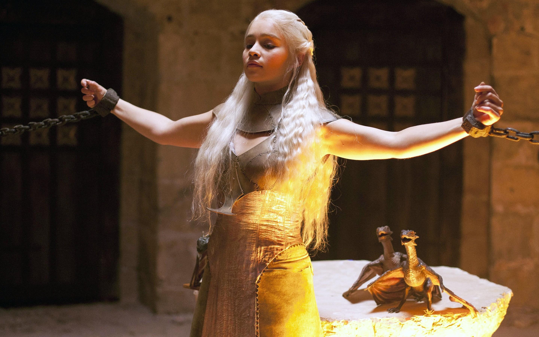 Daenerys Targaryen In Game Of Thrones HD