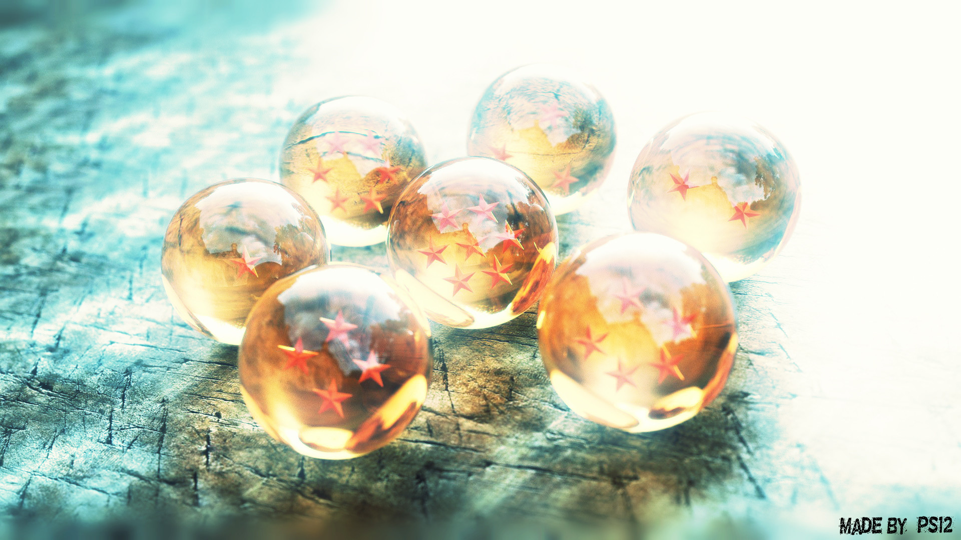 dragon ball z wallpapers light. Â«Â«