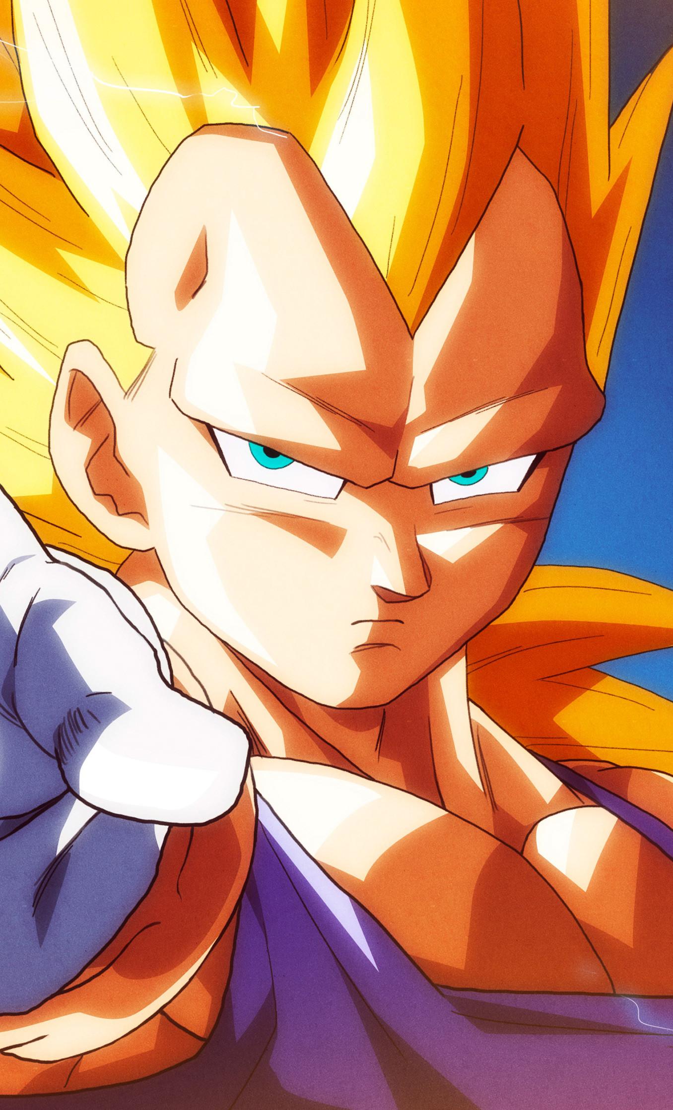 Dragon Ball Z HD Widescreen wallpapers   Dragon Ball Z Vegeta Super Saiyan  Wallpaper http: