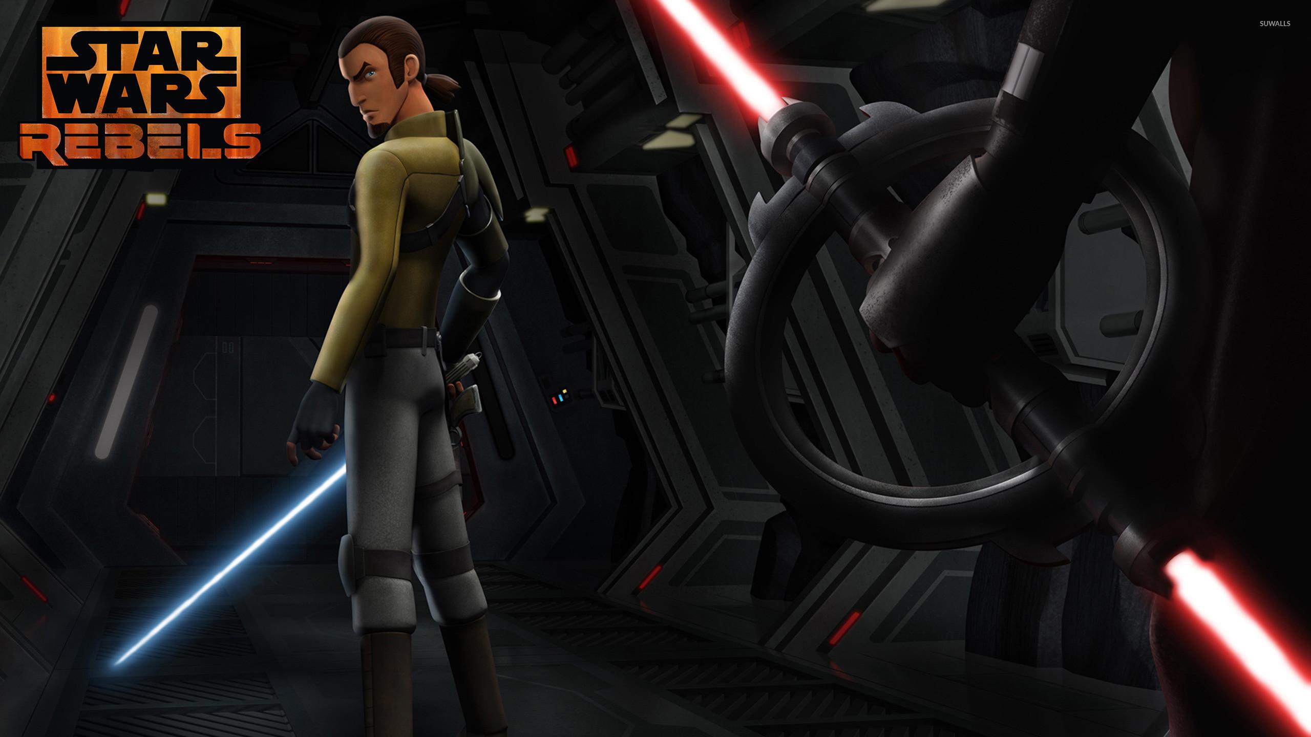 Kanan – Star Wars Rebels wallpaper jpg