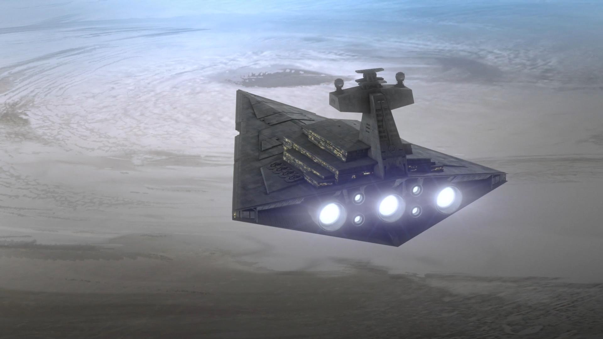 Wallpaper taken from Star Wars Rebels