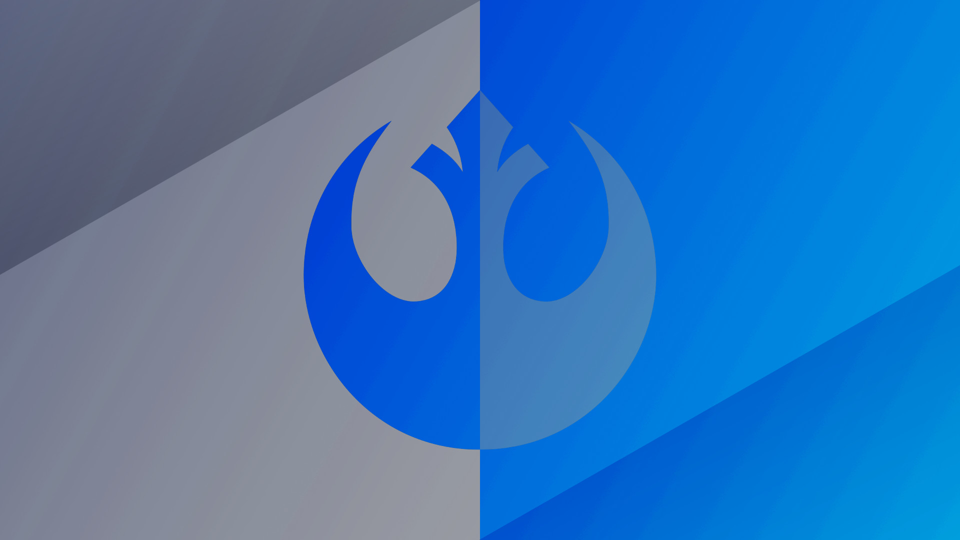 Star Wars Rebels Wallpaper (Blue)