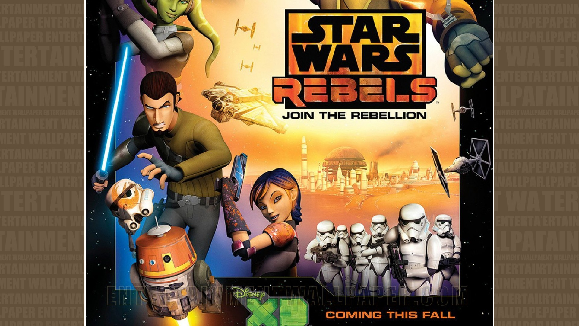 Star Wars Rebels Wallpaper – Original size, download now.
