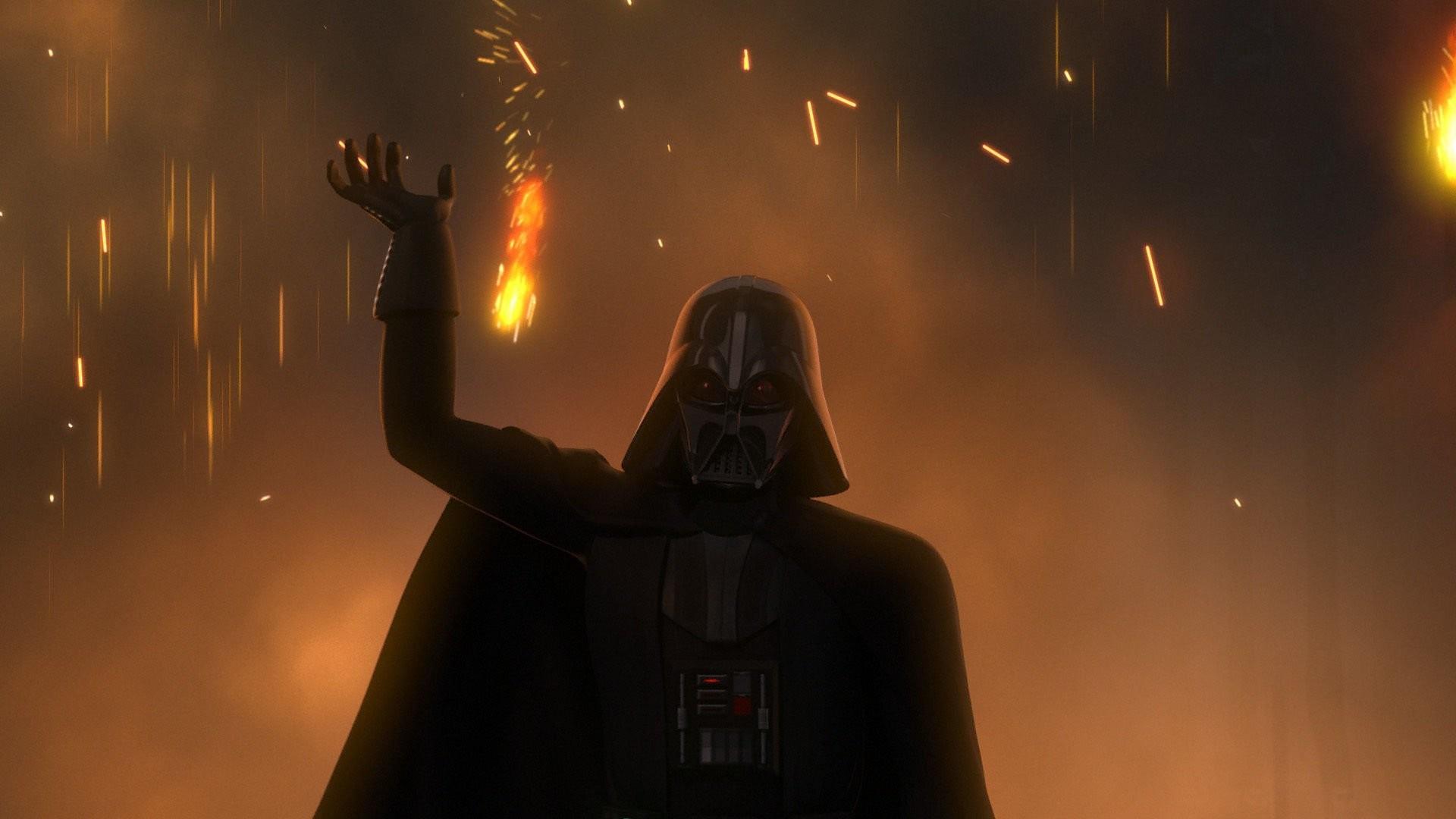 TV Show – Star Wars Rebels Darth Vader Wallpaper