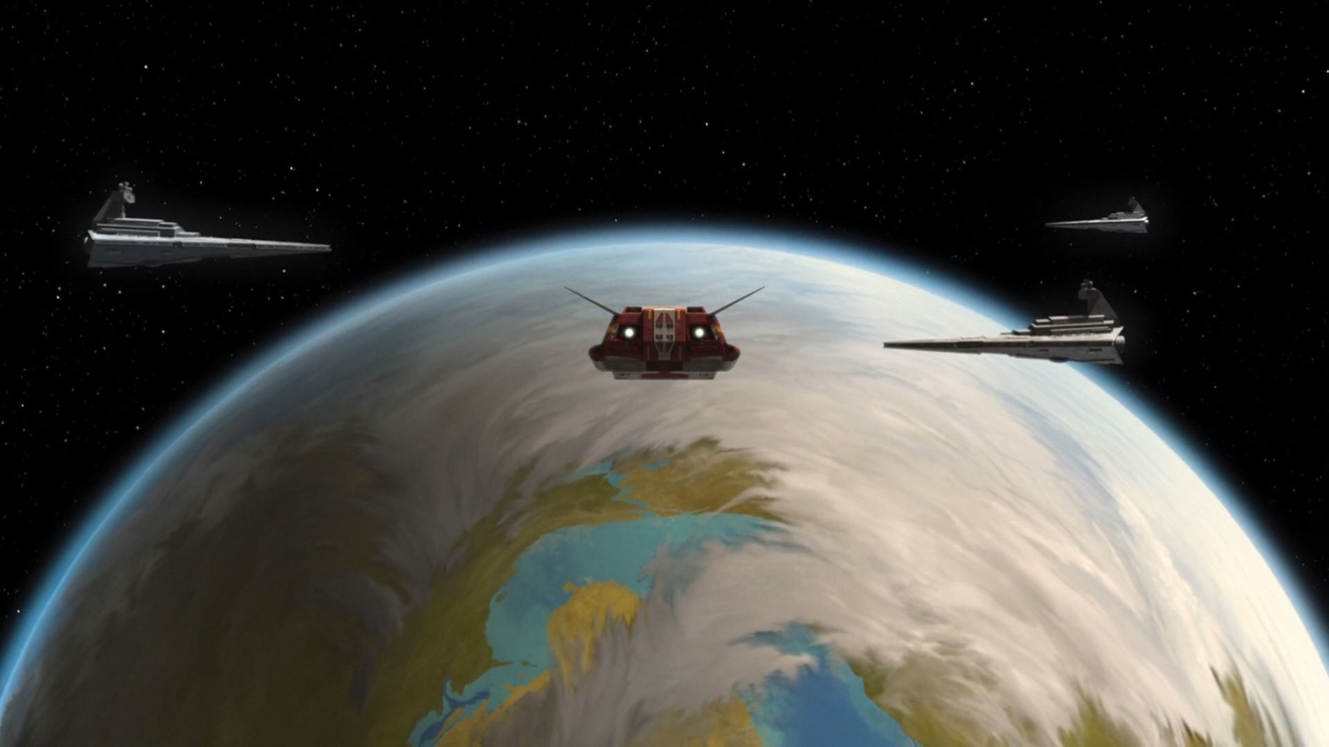 TV Show – Star Wars Rebels Wallpaper