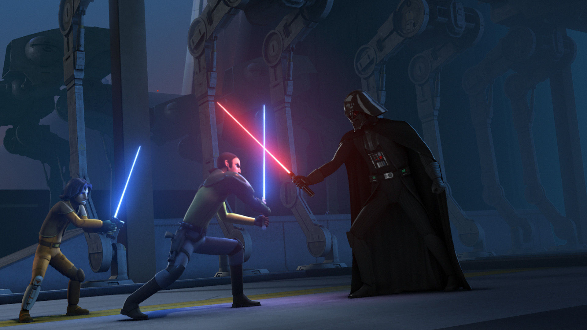 [Blu-ray Review] 'Star Wars Rebels: Season Two' is Fun for the Entire  Galaxy – Bloody Disgusting
