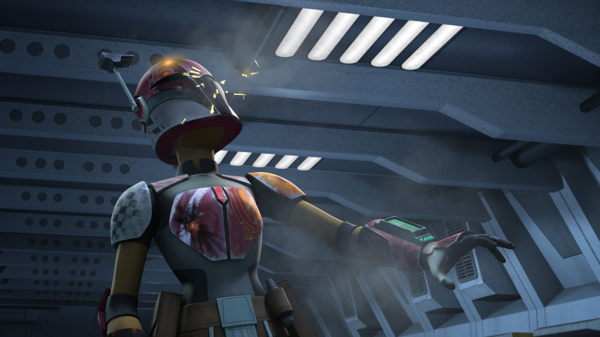 """Star Wars Rebels """"The Protector Of Concord Dawn""""Concept Art And Rebels  Recon Released"""