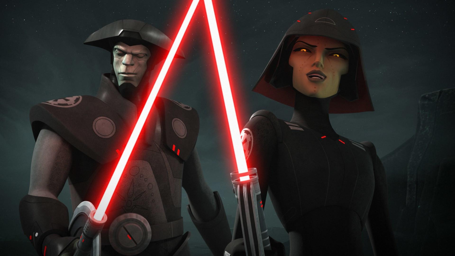 New 'Star Wars Rebels' Clip Featuring Ahsoka, Ezra, And Yoda! Heroic