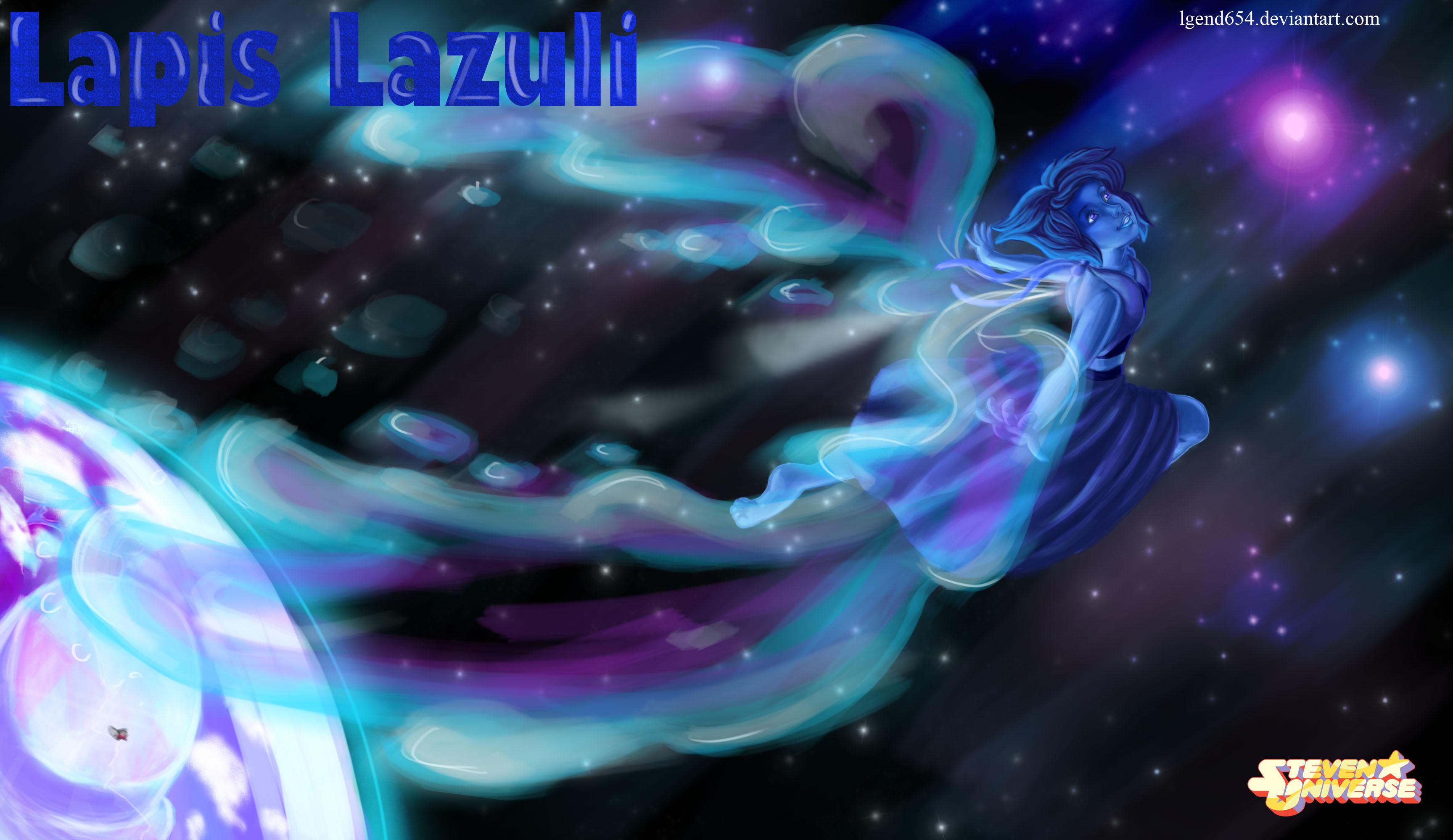 Lapis Lazuli Steven Universe wallpaper