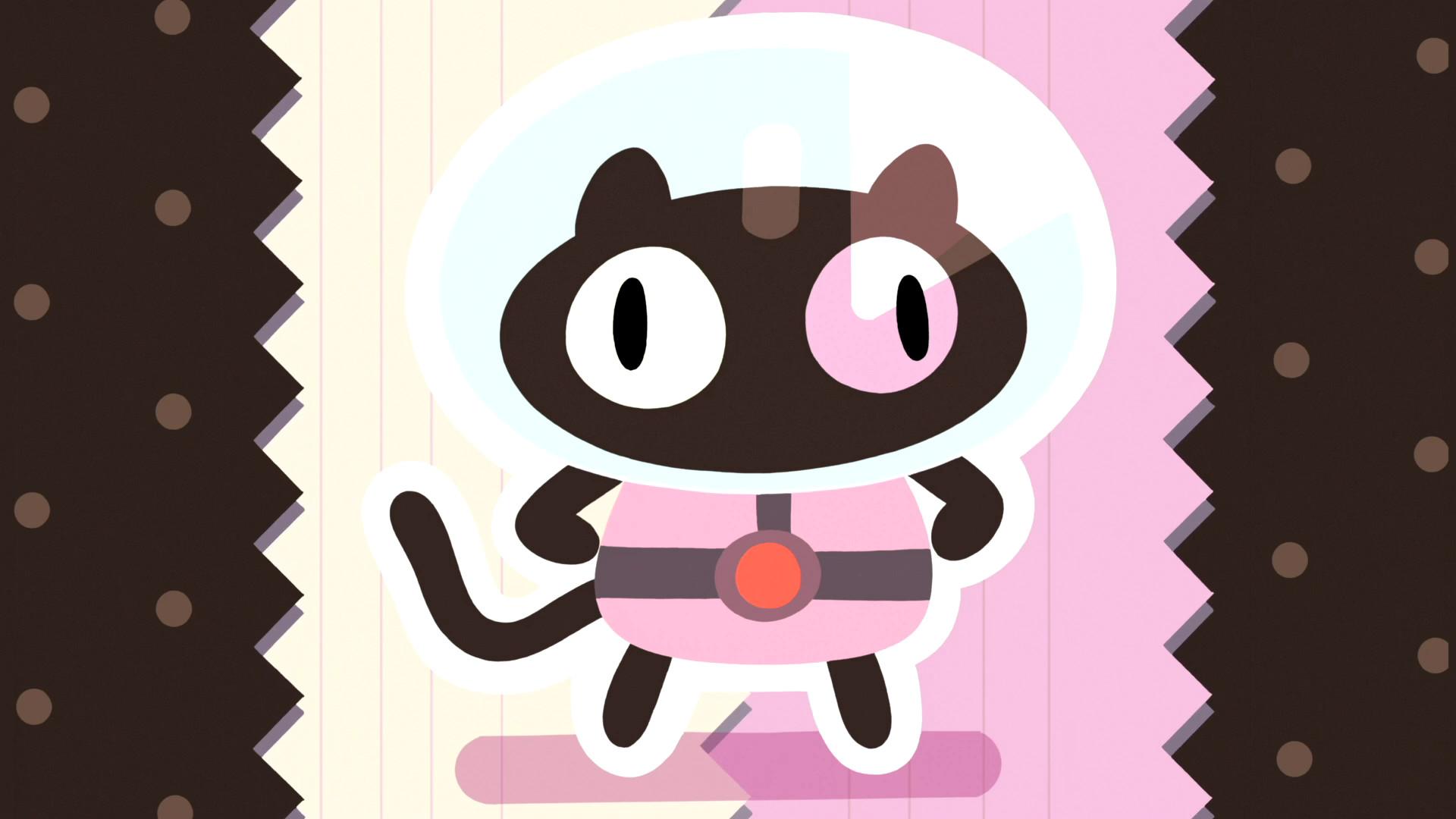 Cookie cat wallpaper! : stevenuniverse