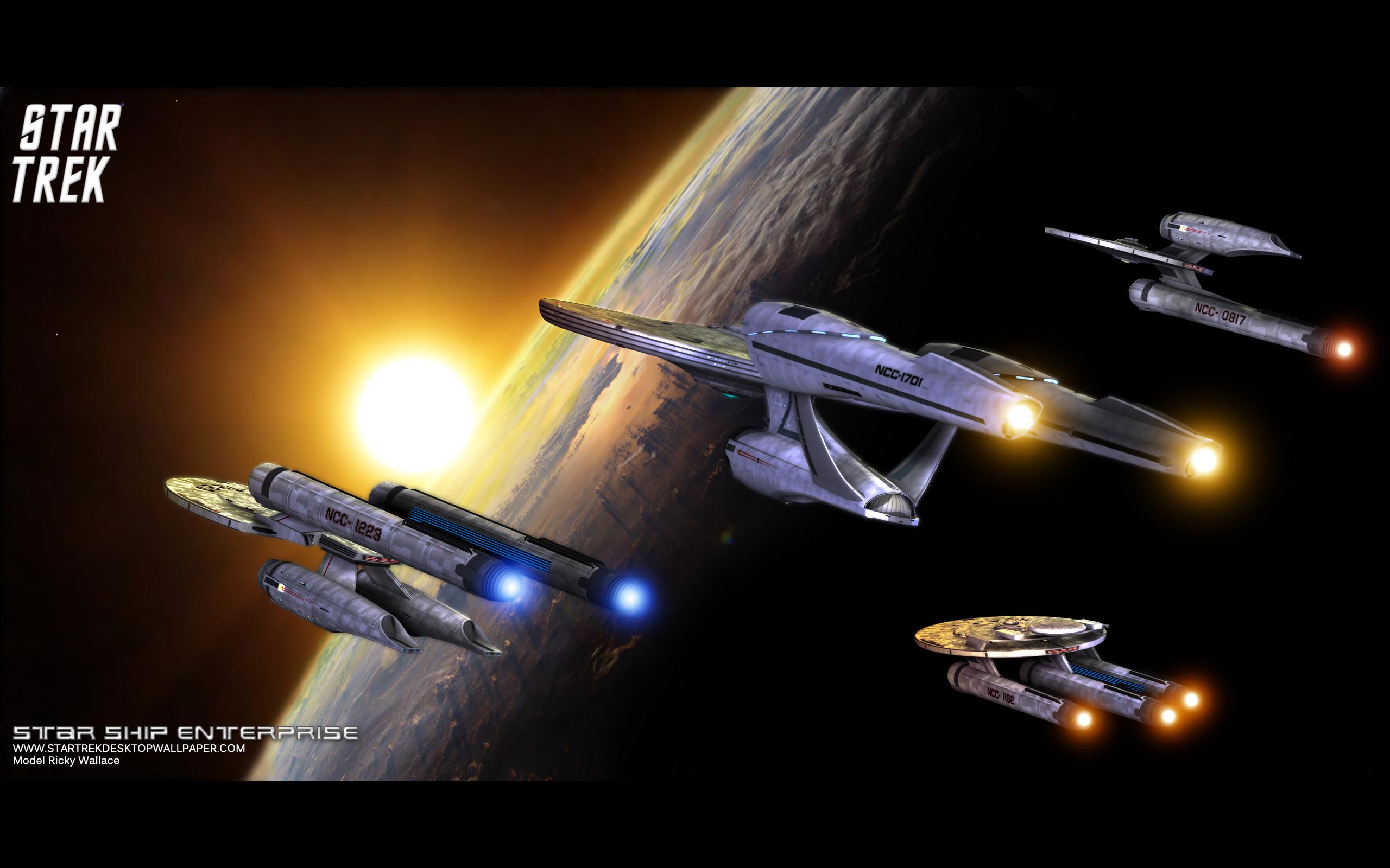 New Star Trek Wallpaper