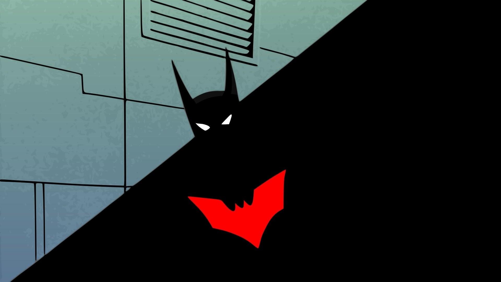 HD Wallpaper   Background ID:402125. Cartoon Batman Beyond:  Shadows