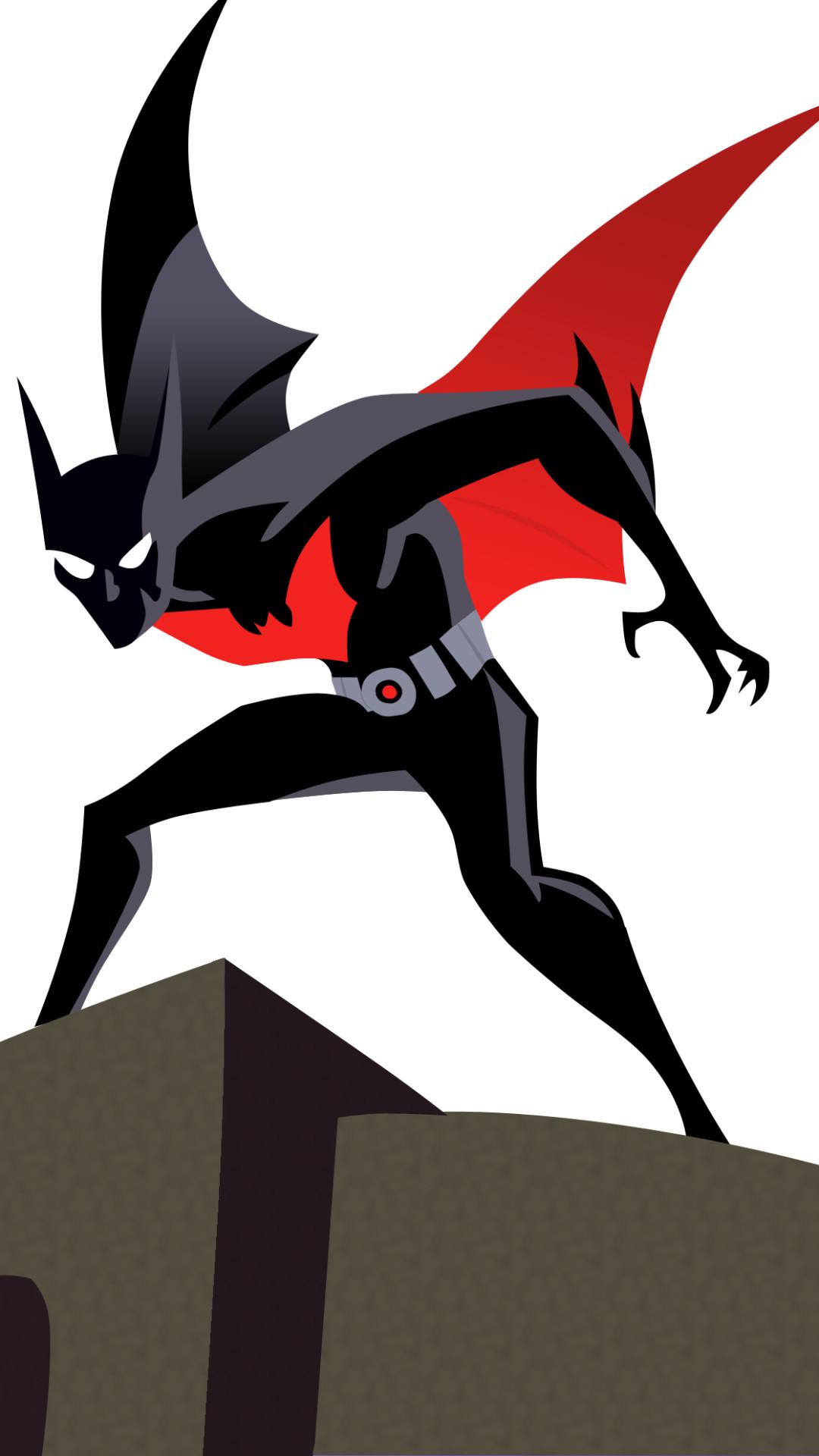 Batman Beyond Wallpaper for iPhone – WallpaperSafari