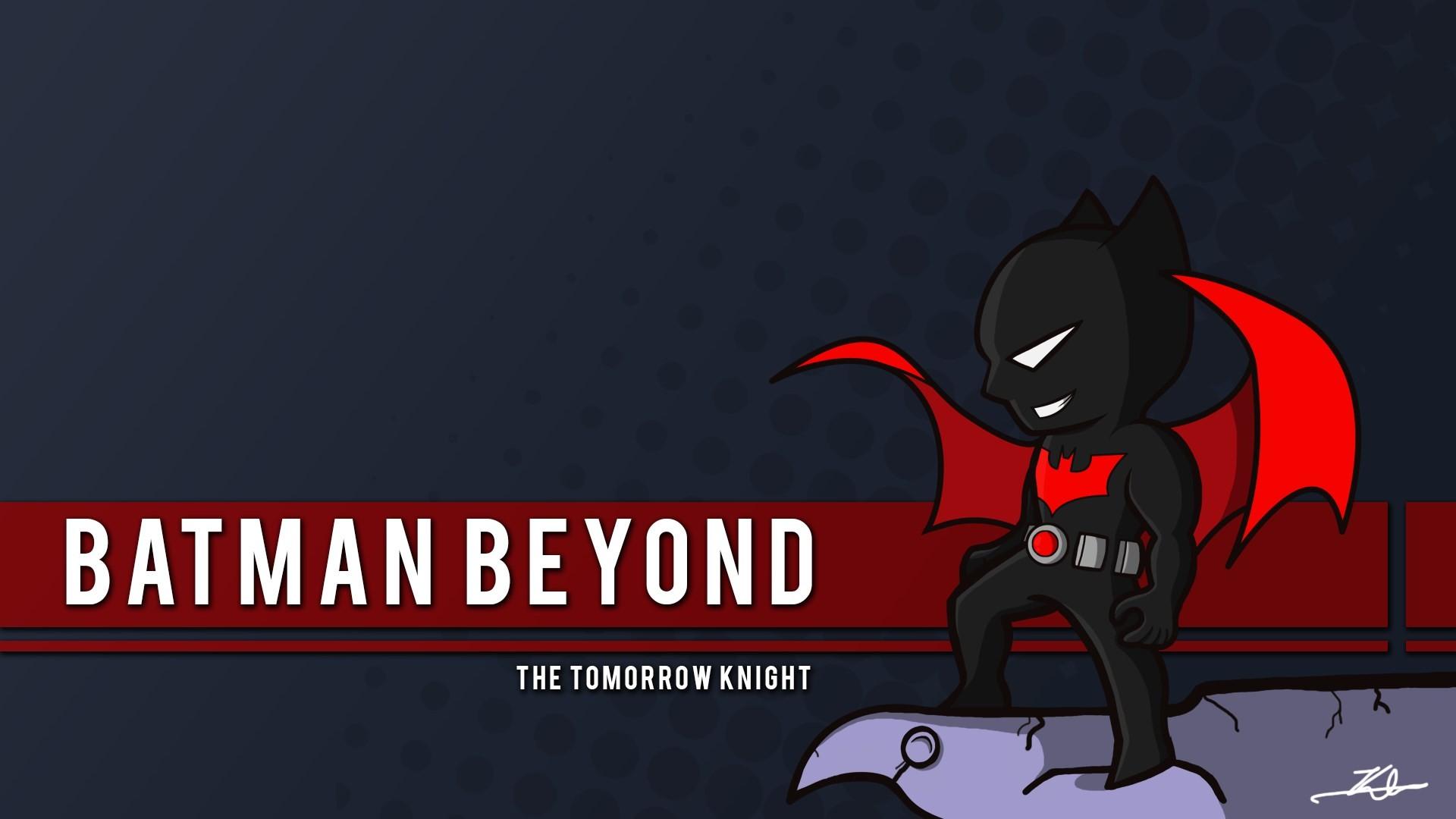 #1503008, batman beyond category – Widescreen Wallpapers: batman beyond  picture