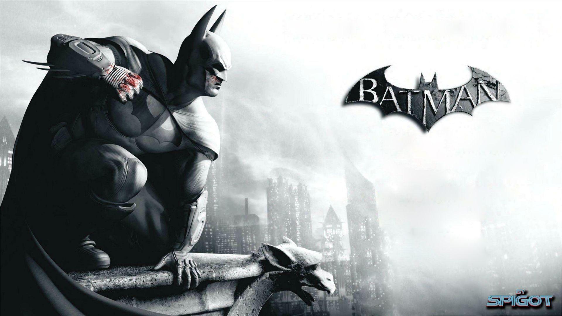 Batman Arkham City Wallpapers HD – Wallpaper Cave