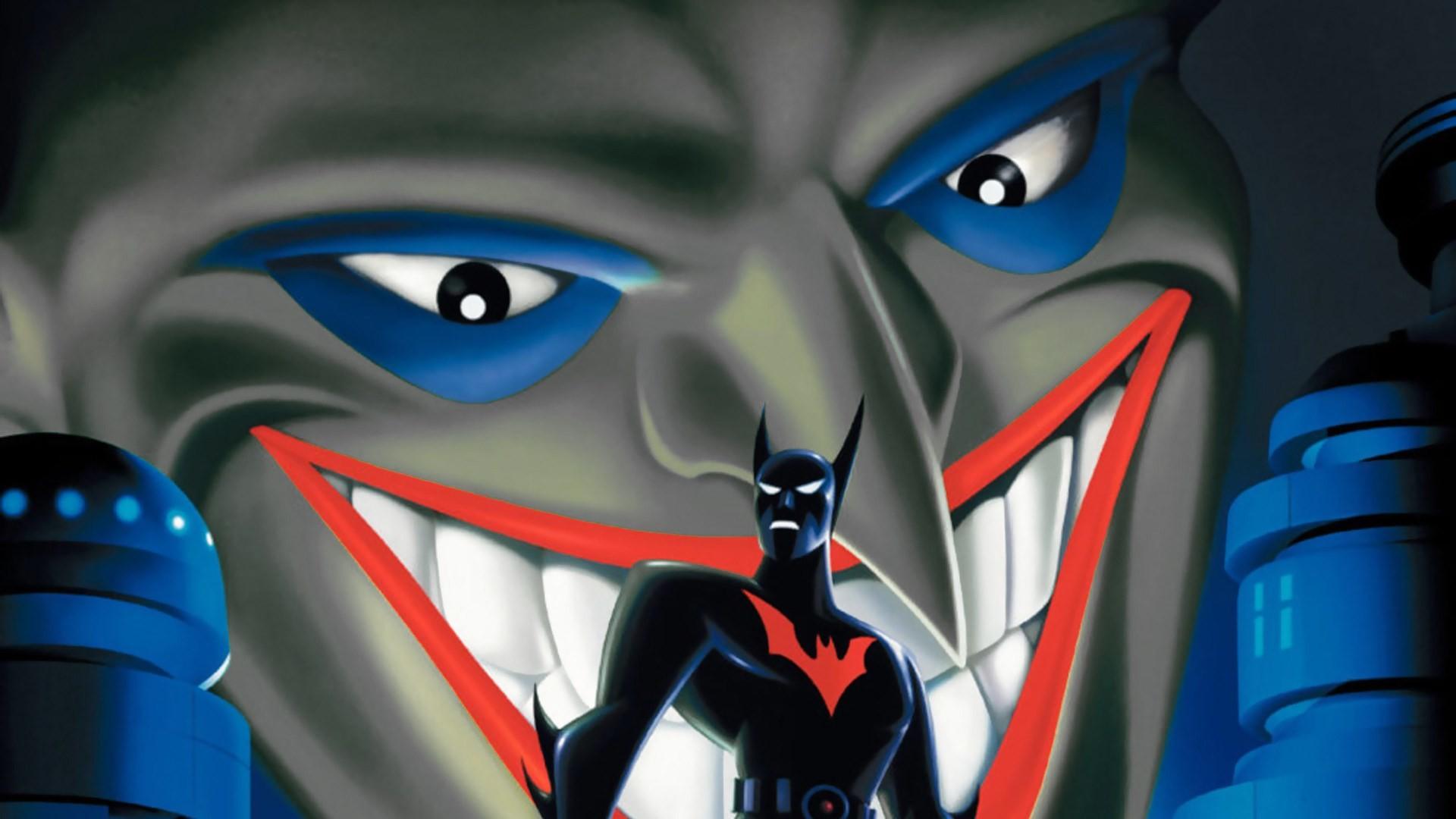 batman beyond return of the joker full hd