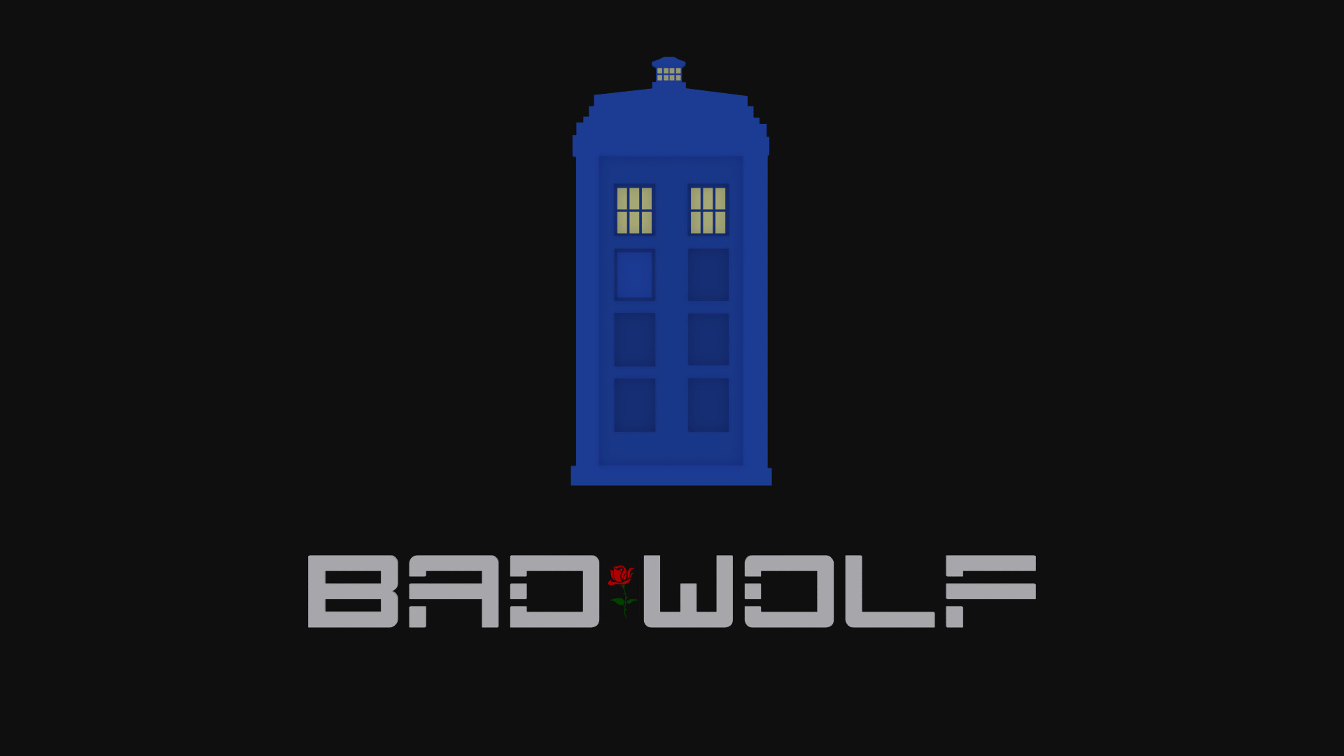 Doctor Who Rose Bad Wolf wallpaper | Cool Desktop Wallpaper | Pinterest |  Bad wolf, Tardis and Wallpaper