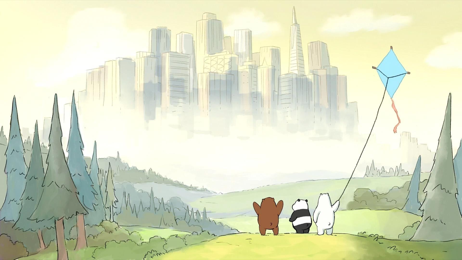 We Bare Bears – Ending Theme