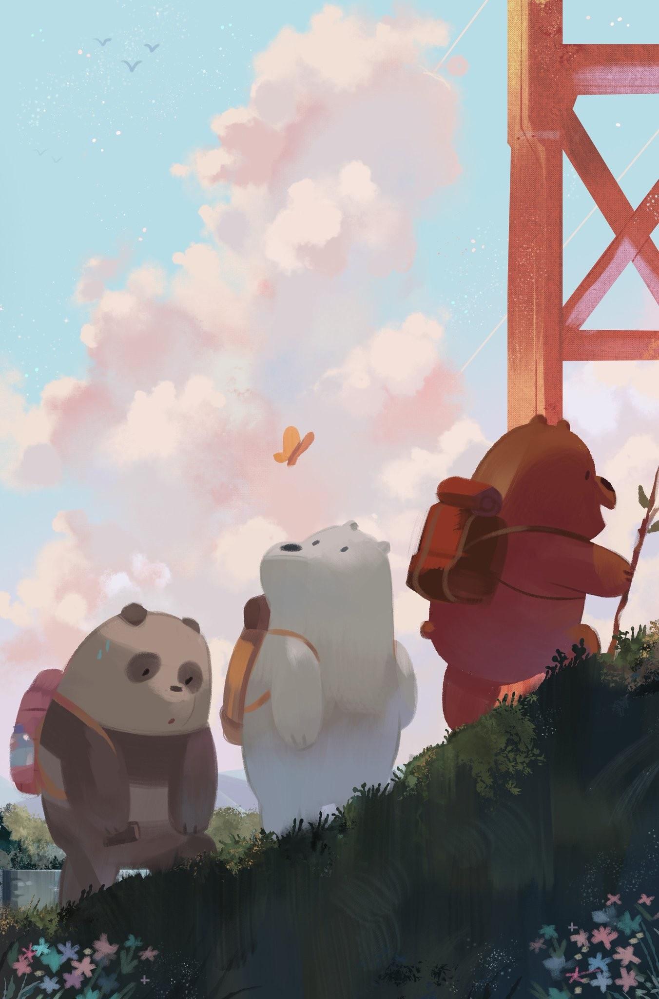 We Bare Bears by sharkie19 on DeviantArt | WBB | Pinterest | Bare bears,  Bears and Cartoon