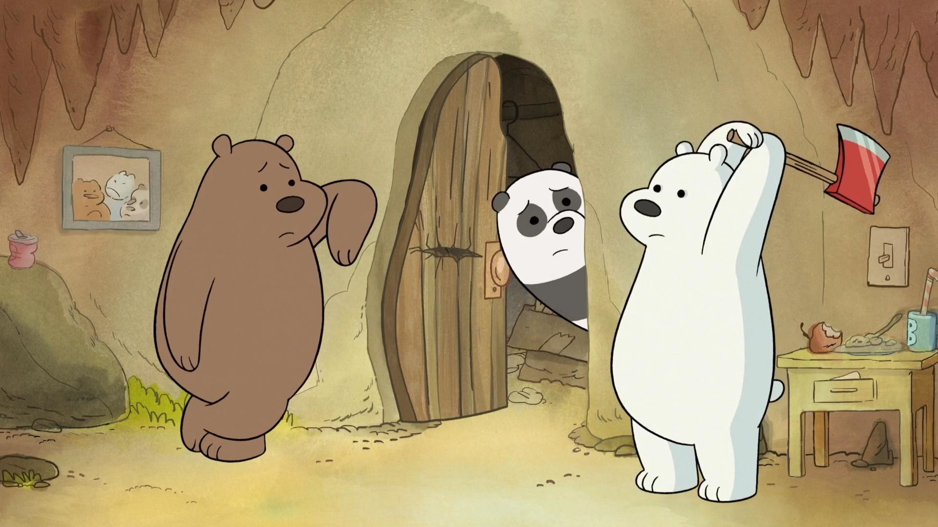 We Bare Bears was conceived as part of Cartoon Network Studios' thriving  and prolific shorts development program which also created the network's  latest hit …