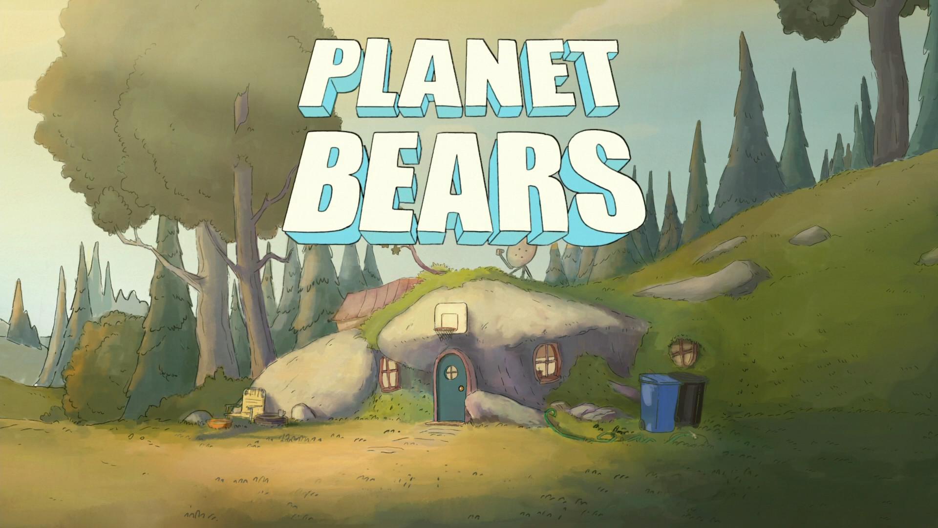 Planet Bears