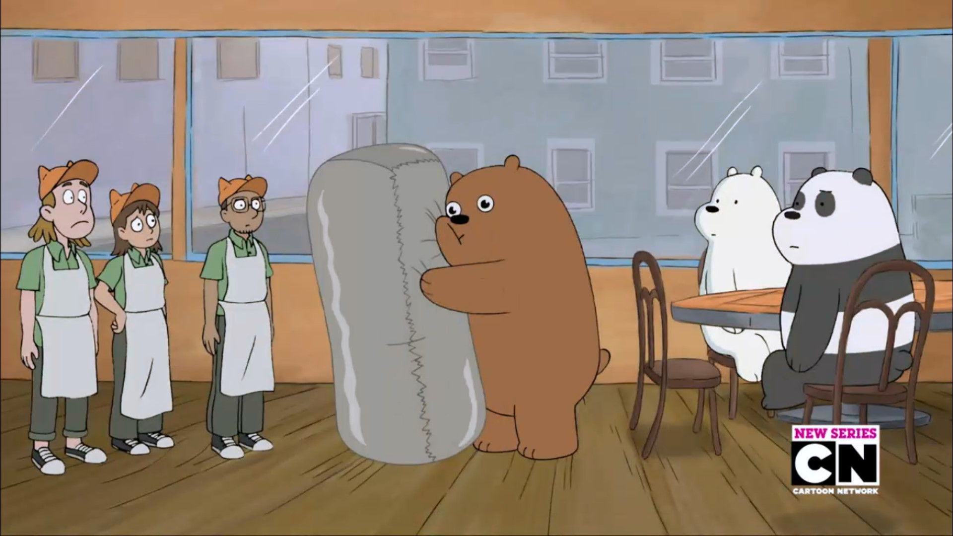 [We Bare Bears] Could someone explain this?