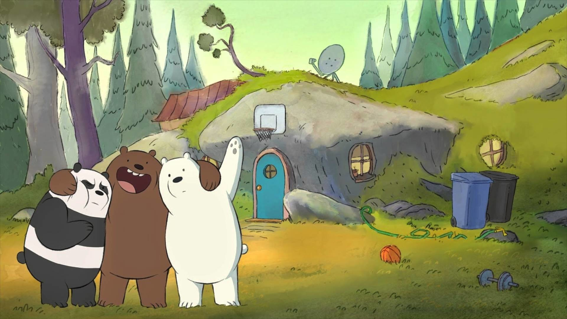 We Bare Bears Episode Guide, Show Summary and Schedule: Track your  favourite TV shows