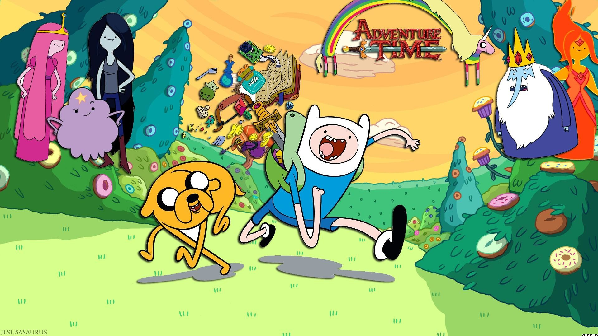 Adventure Time Miniseries