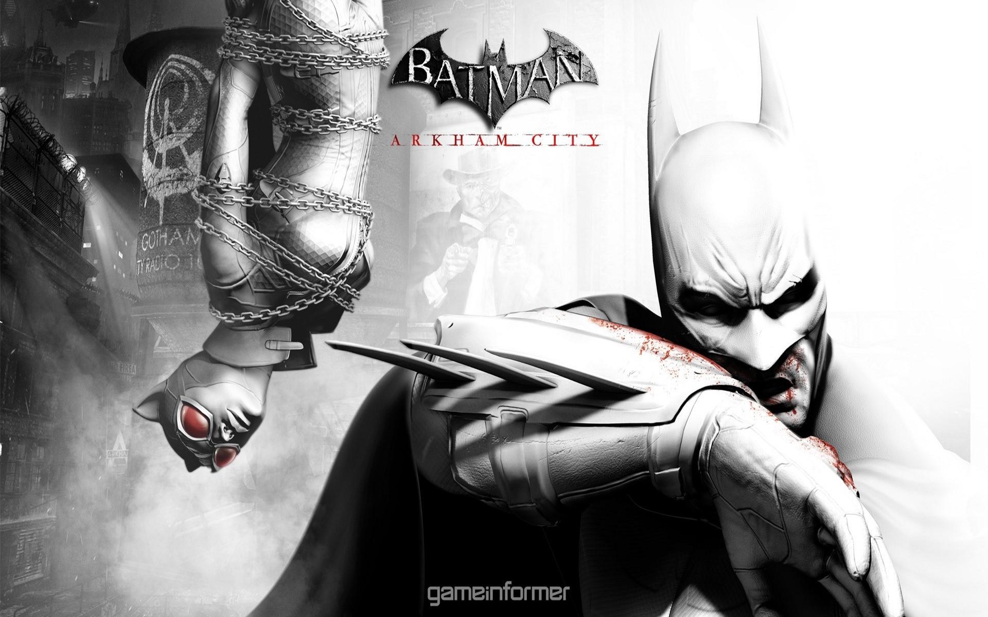 Batman Beyond Arkham City Wallpaper
