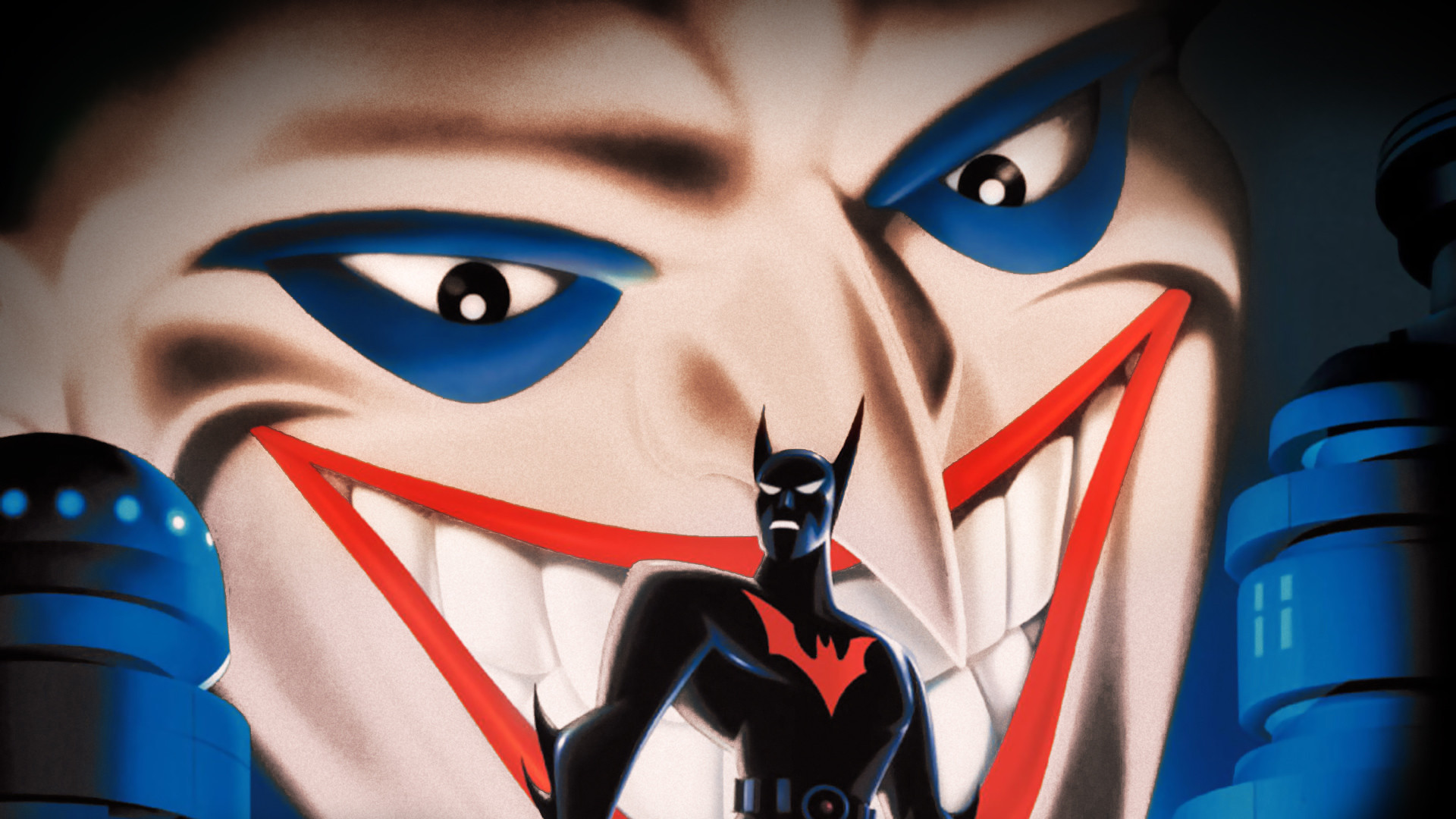 3 Batman Beyond: Return of the Joker HD Wallpapers | Backgrounds – Wallpaper  Abyss