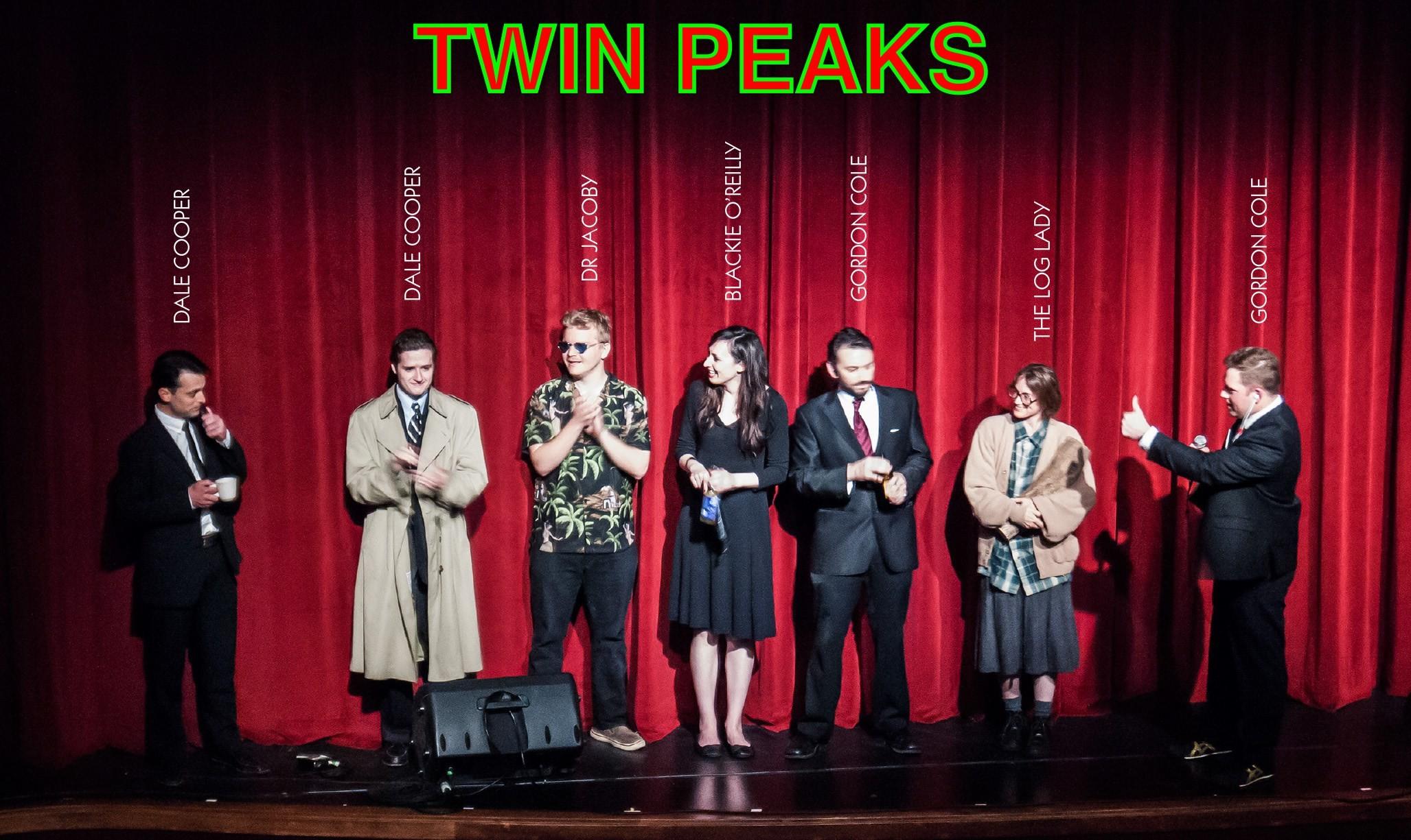 … twin peaks wallpaper 1920×1080 wallppapers gallery …